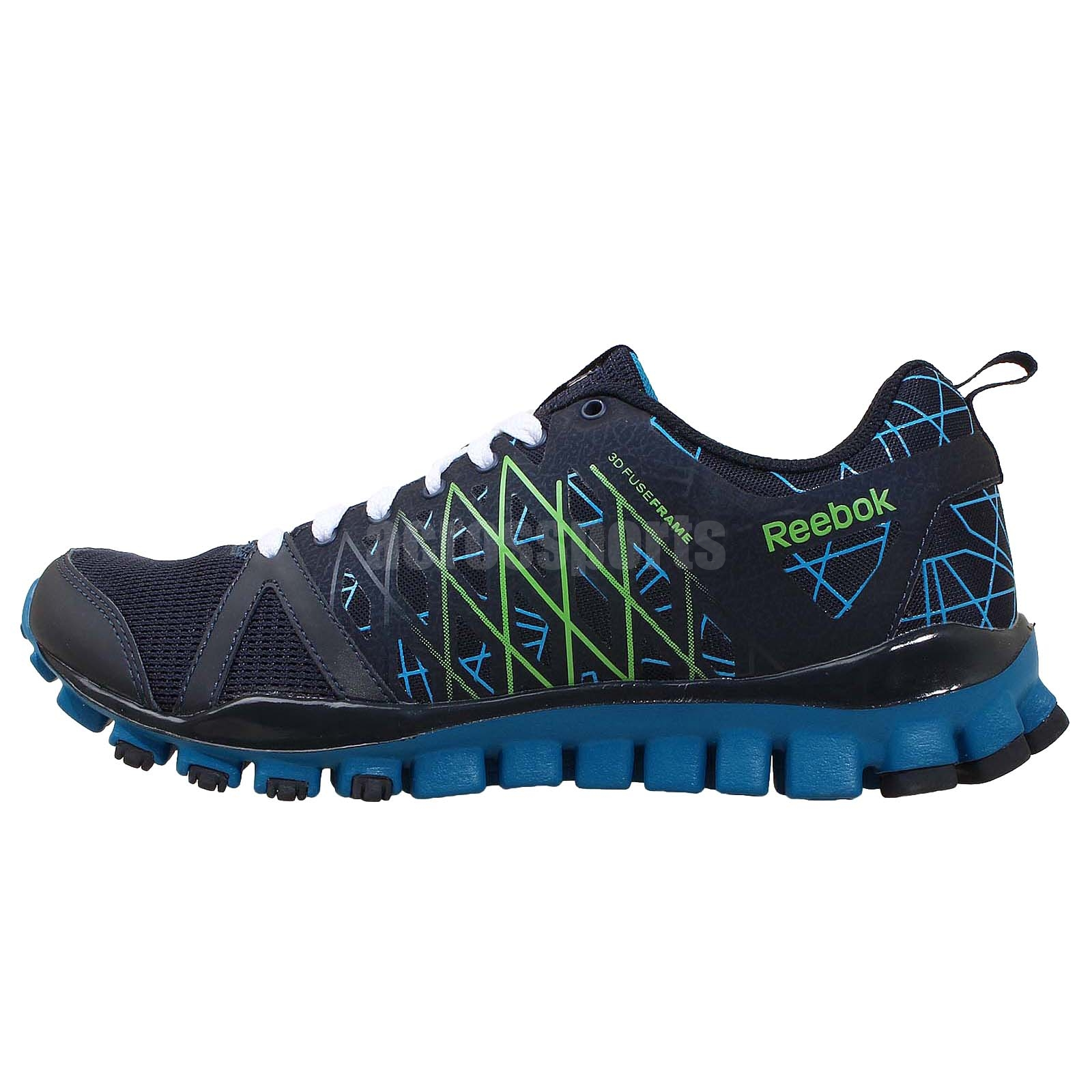 reebok realflex advance 20 navy blue 2014 new mens cross