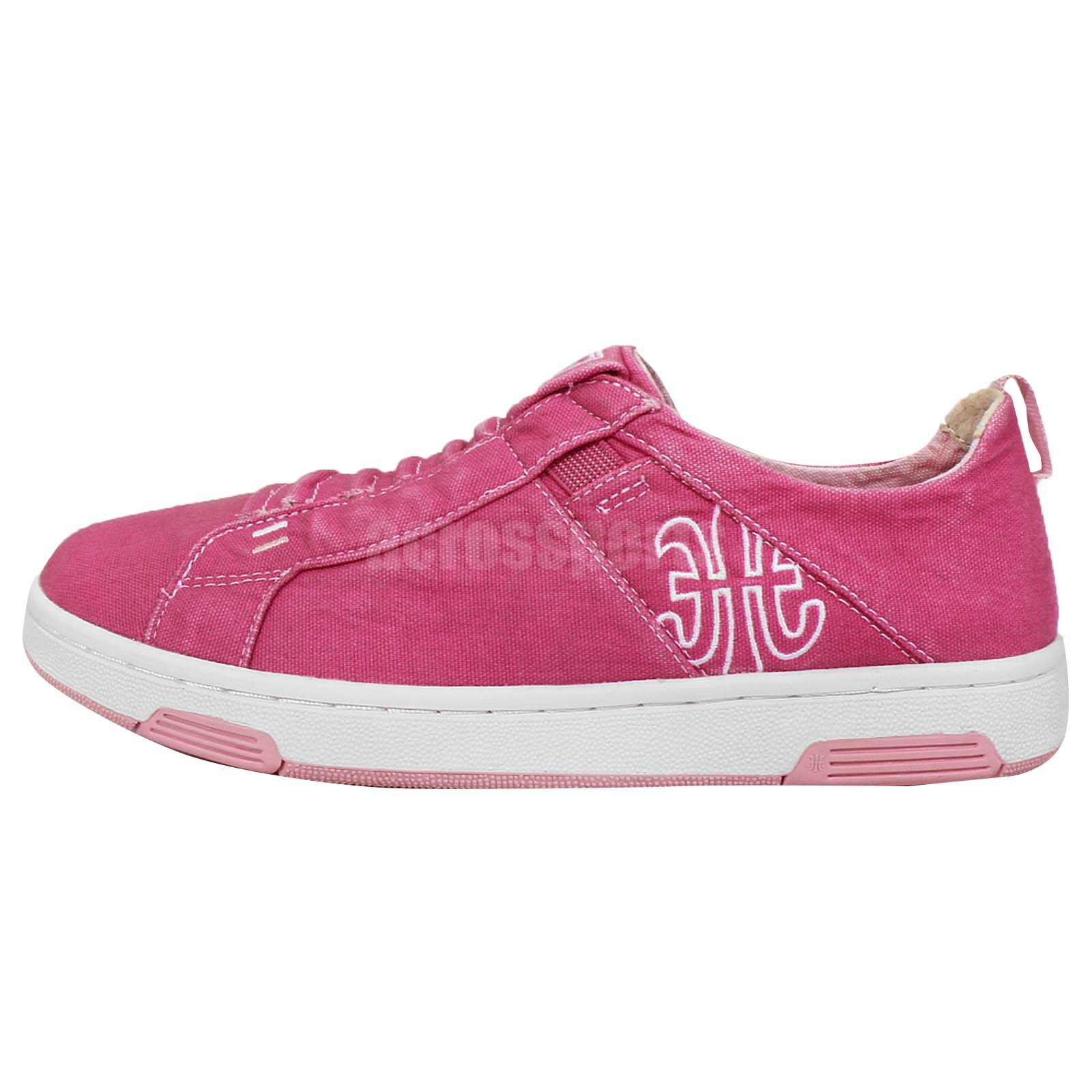royal elastics icon washed pink white womens without laces