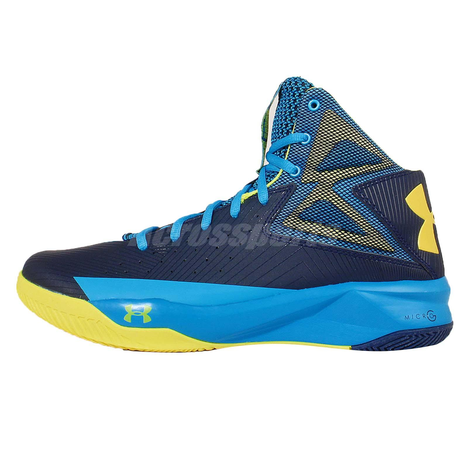 Under Armour Rocket Mens Basketball Shoes