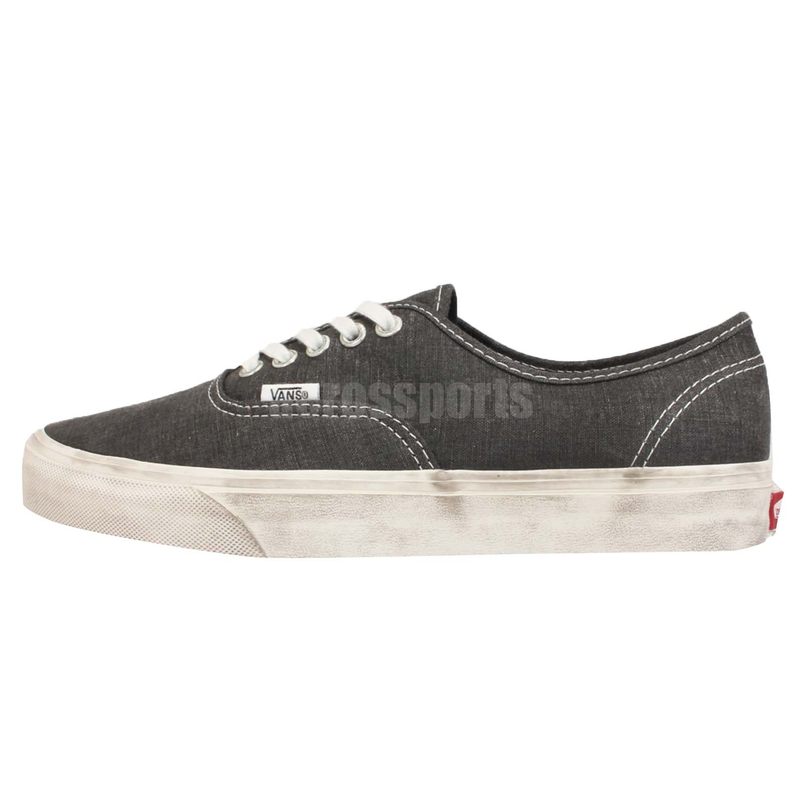vans authentic overwashed
