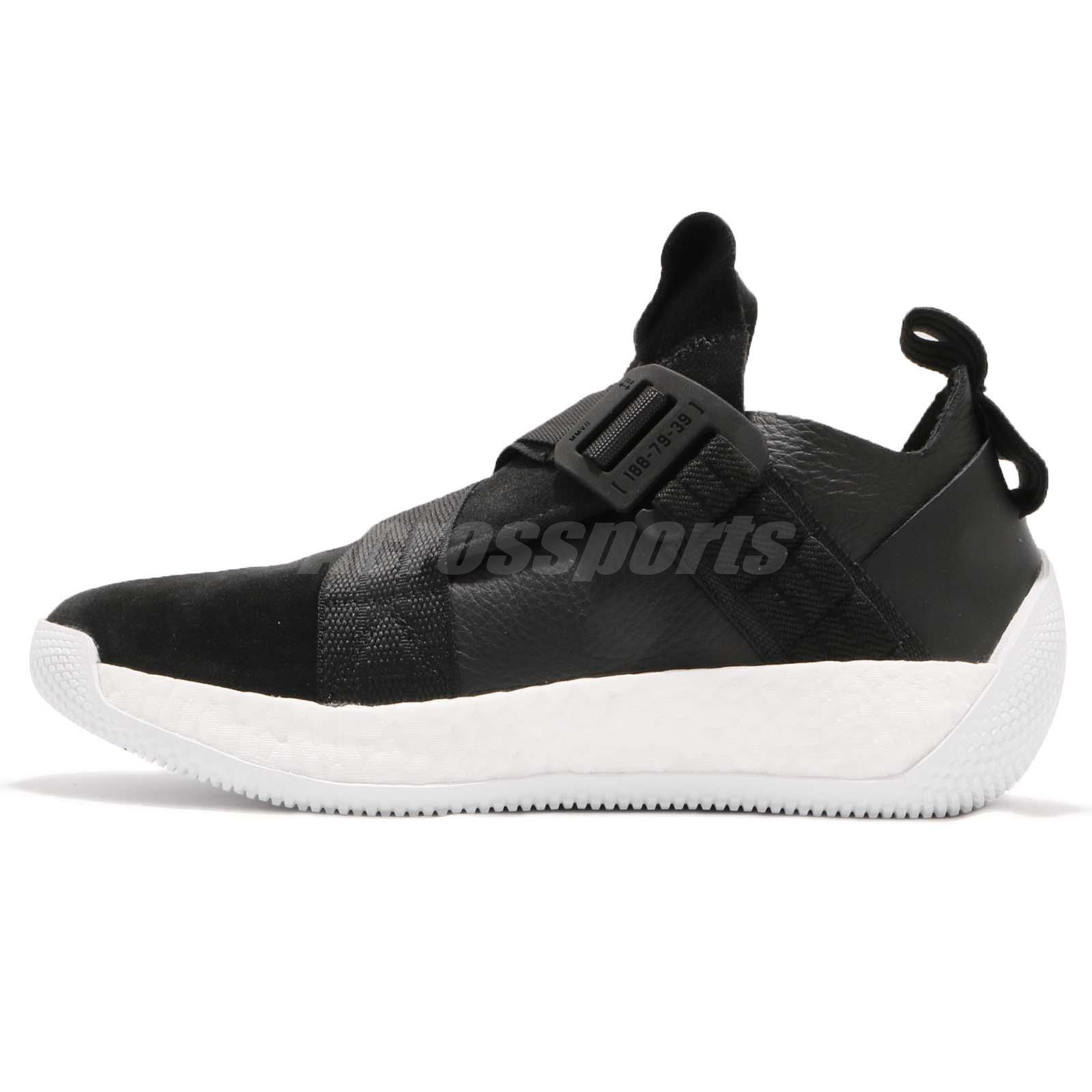 1950d4ea8ac adidas Harden LS 2 Buckle James Boost Black White Men Lifestyle Shoes AC7435