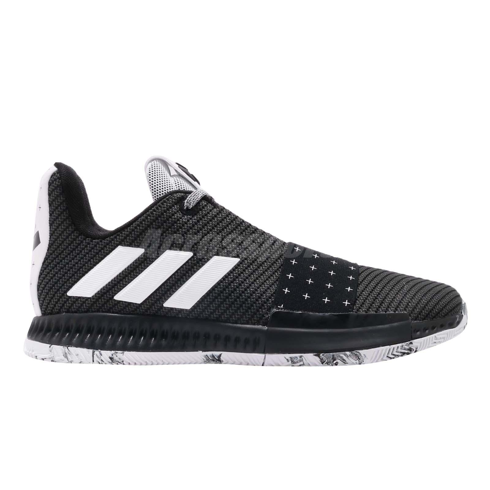 8bb76761 Details about adidas Harden Vol. 3 J James Black White Youth Womens  Basketball Shoes AC7616
