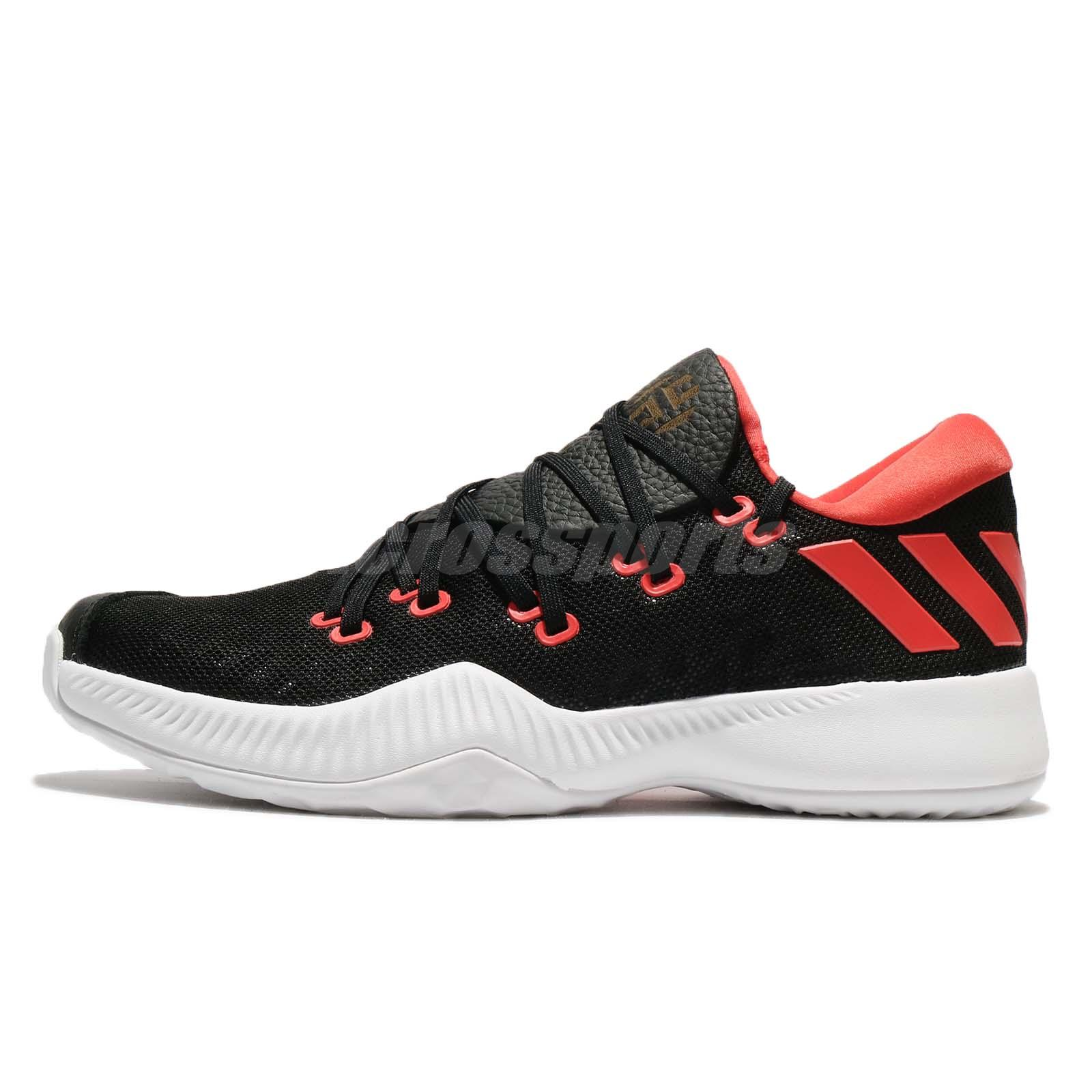 64b39ba416be adidas Harden B E James Bounce Black Red Men Basketball Shoes Sneakers  AC7820