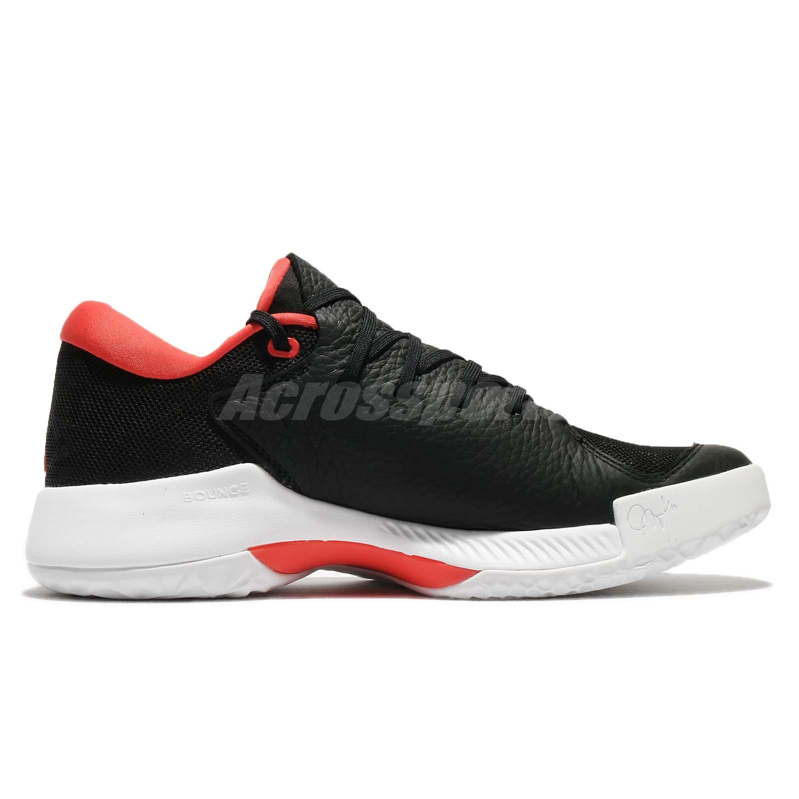 2bf5134100f6 adidas Harden B E James Bounce Black Red Men Basketball Shoes ...