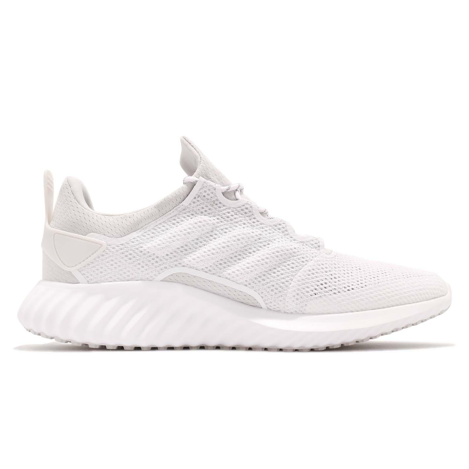 4a10fe586 adidas AlphaBounce CR CC M White City Run Clima Grey Men Running ...