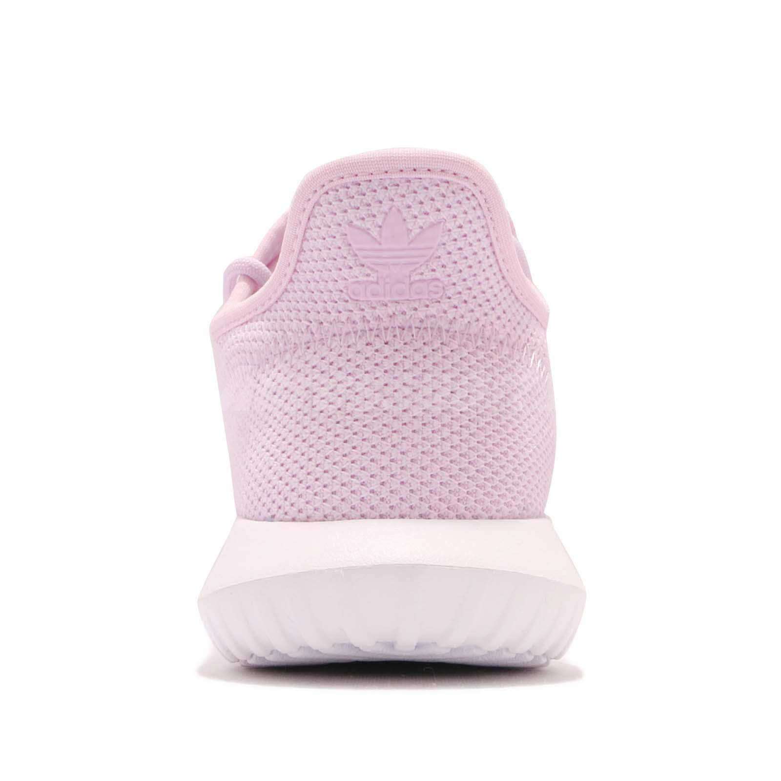 adidas Originals Tubular Shadow J Aero Pink White Kid Junior Running ... 1dd750d6c