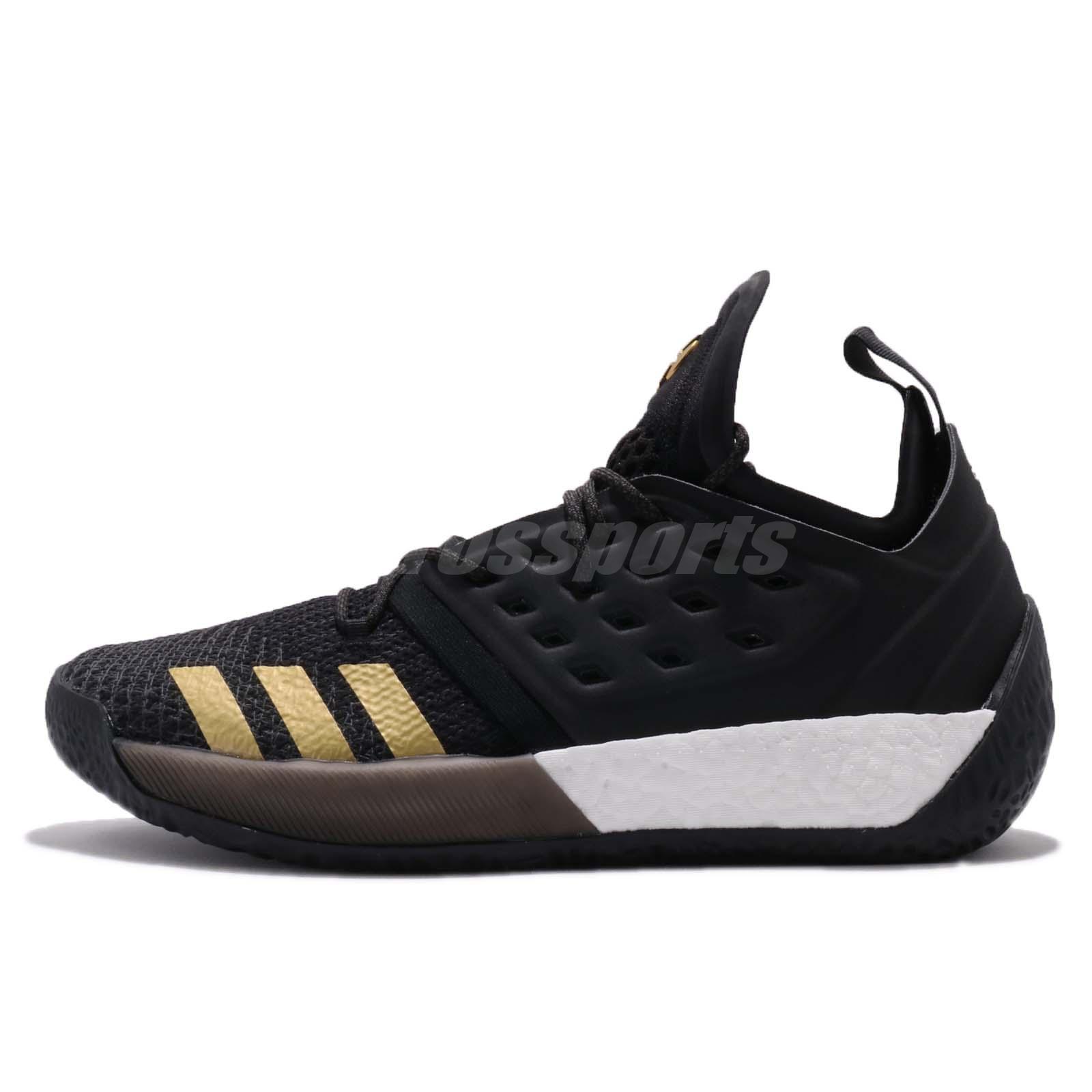 ce5028e4bb08ab adidas Harden Vol. 2 James II Imma Be A Star Black Gold Men Basketball  AH2215
