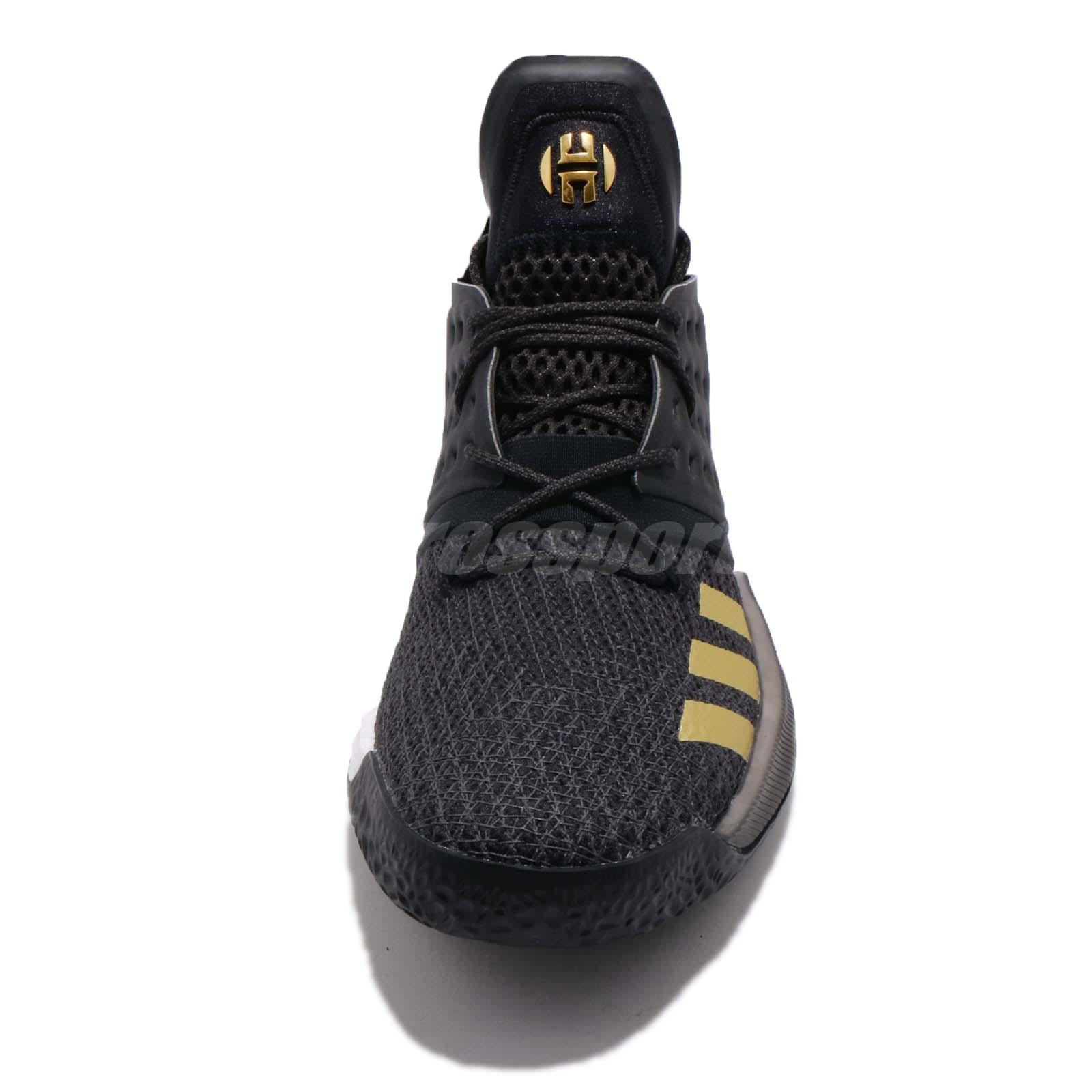 5d9c75ffe37d35 adidas Harden Vol. 2 James II Imma Be A Star Black Gold Men ...