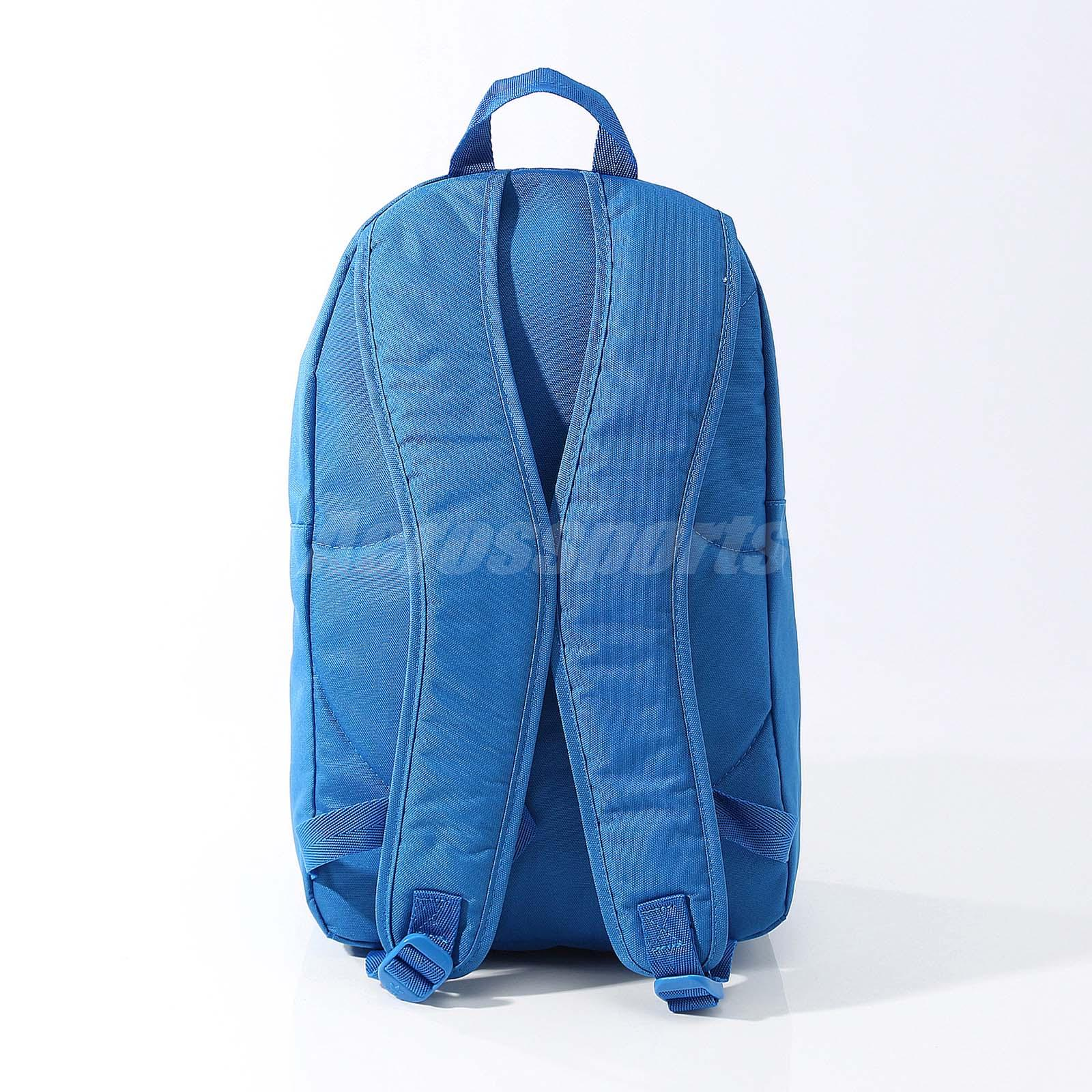 d74963a78a32 Buy adidas originals backpack blue   OFF50% Discounted