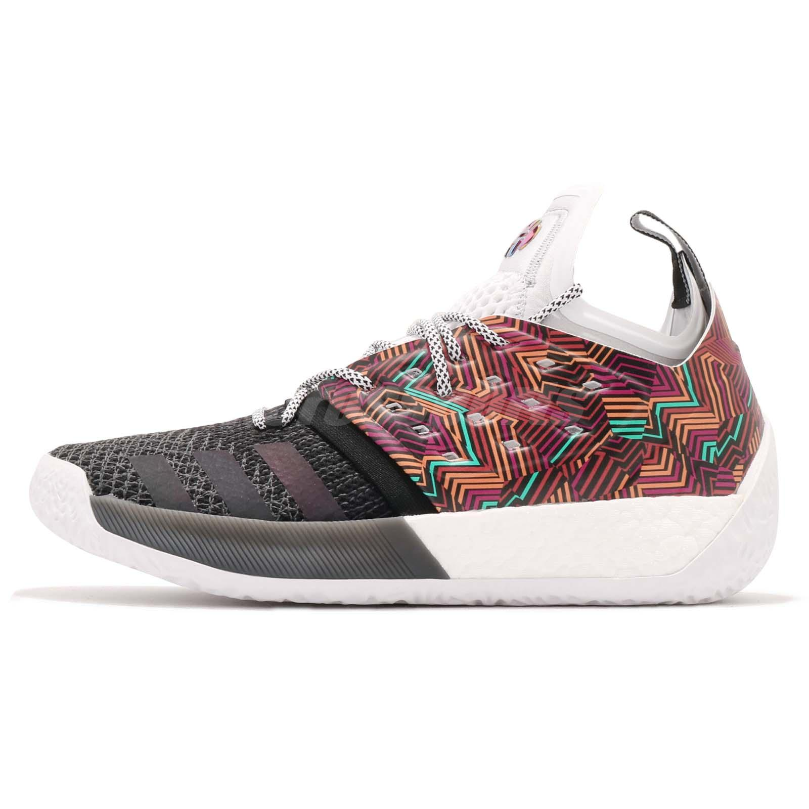 44a448007511 adidas Harden Vol. 2 II James Summer Pack Boost Multi Color Men Shoes AQ0048