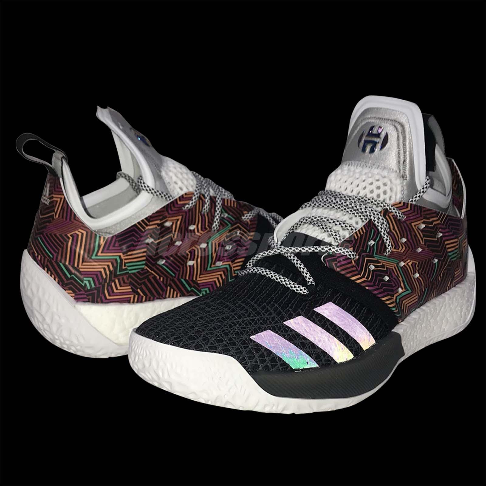James Harden Shoes Vol 2: Adidas Harden Vol. 2 II James Summer Pack Boost Multi
