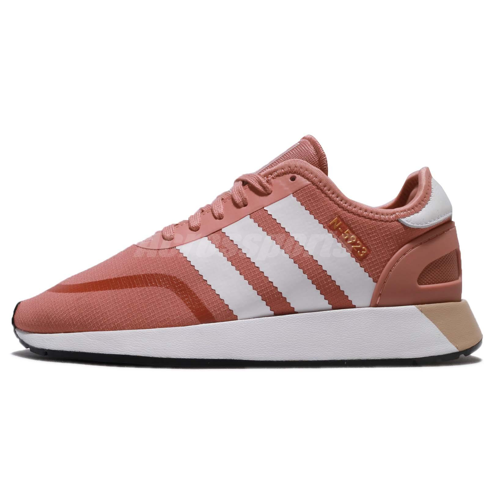 Details about adidas Originals N-5923 W Iniki Runner Ash Pink White Women  Casual Shoes AQ0267 c9d02b6bb1