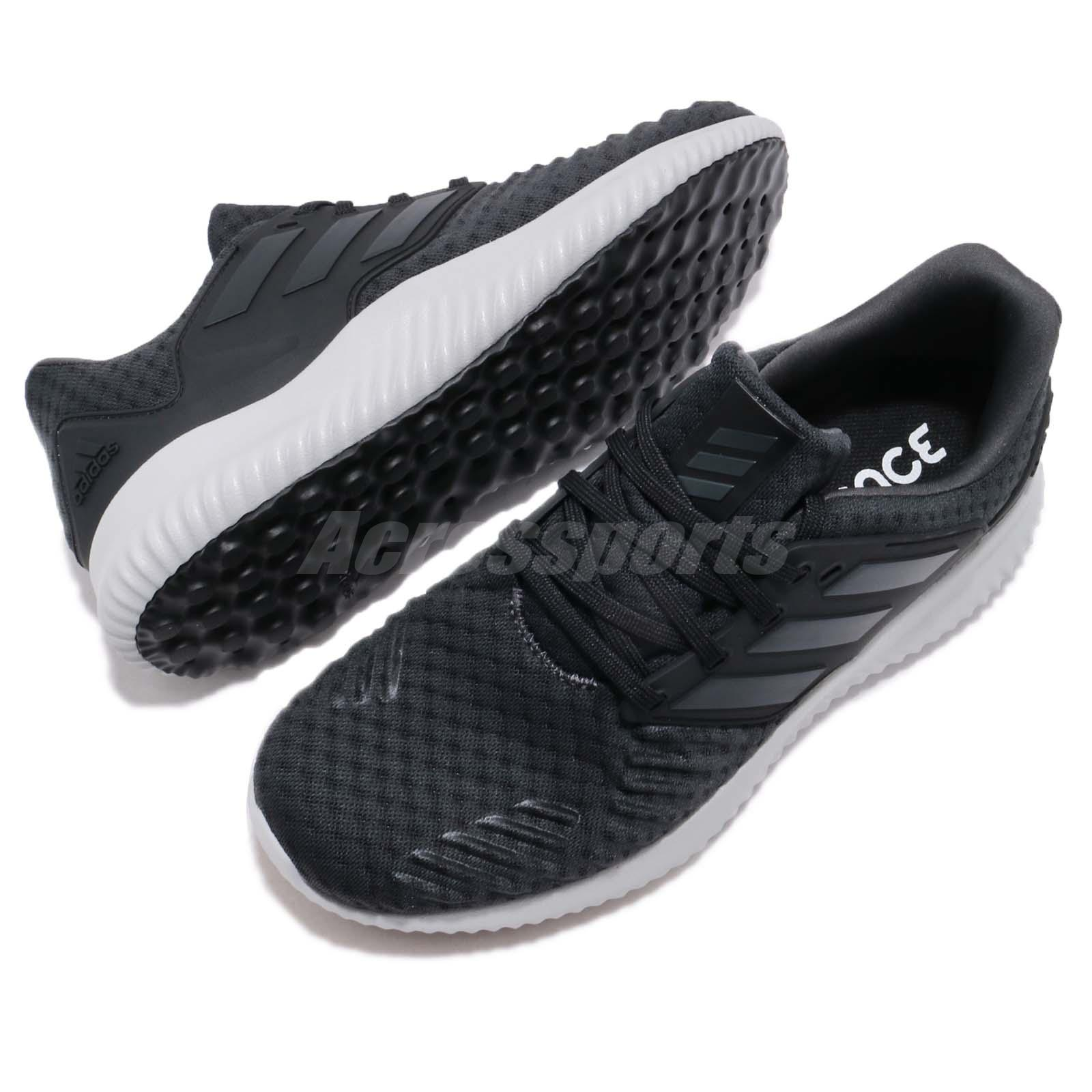 cheap for discount 32332 e12f5 adidas Alphabounce RC 2 M Carbon Black Men Running Training