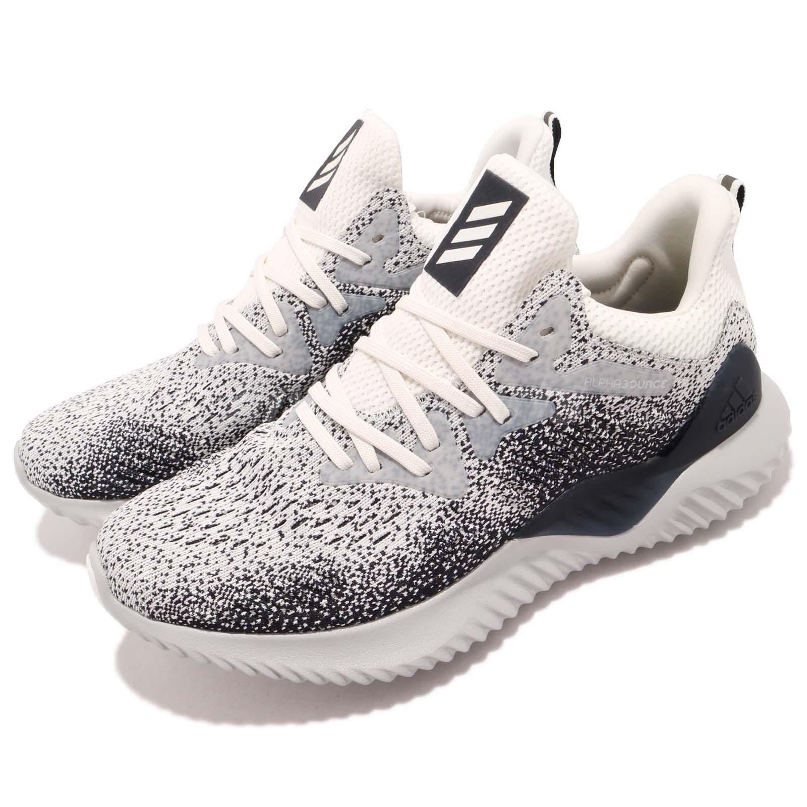 041801e5030fa Details about adidas Alphabounce Beyond M White Legend Ink Men Running  Shoes Sneakers AQ0575