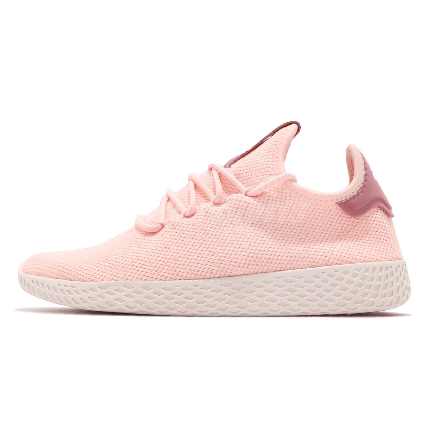 new arrival dad64 8a397 adidas Originals PW Tennis Hu W Pharrell Williams Pink Women Casual Shoes  AQ0988