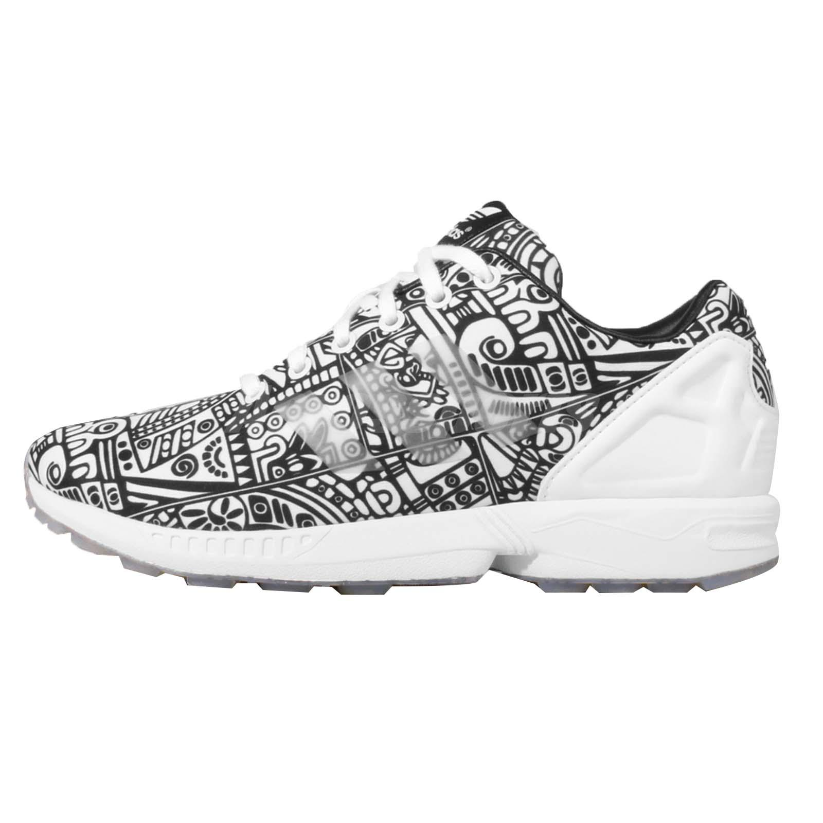 new product e3d7a 49db8 shop cheap adidas zx flux black and white be469 c1646