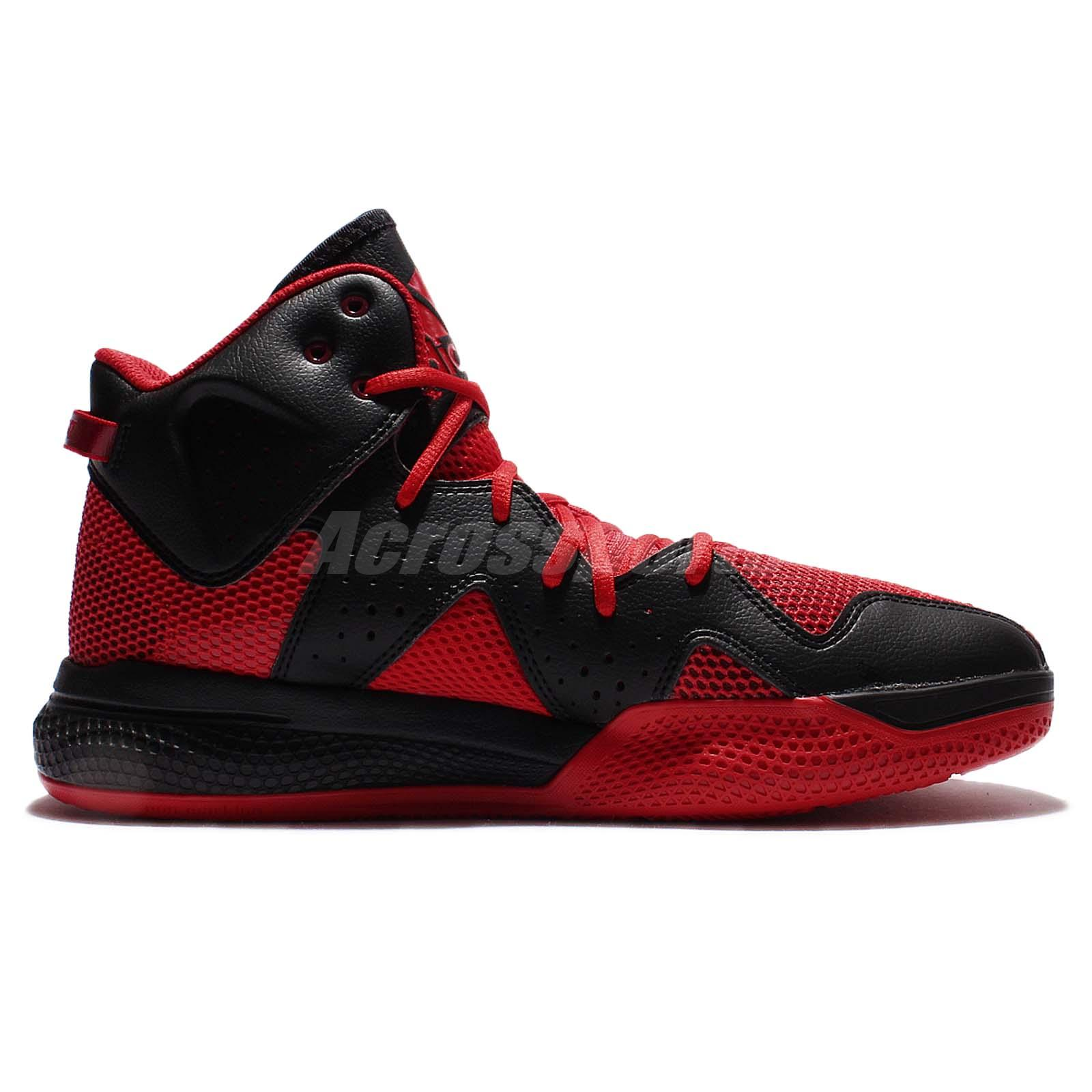 3dab62a4627 ... where to buy red and black adidas basketball shoes 57933 009ed