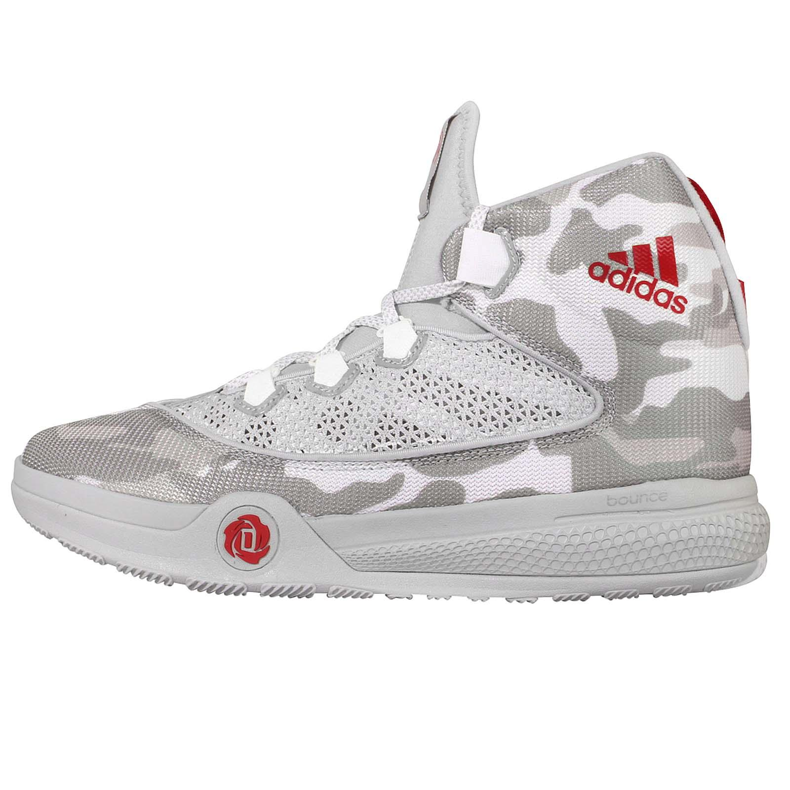 ab1b246f804f ... D Rose Sneakers  Adidas D Rose Dominate 2016 Derrick Rose Grey Camo Mens