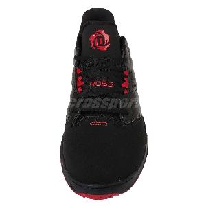 new style 7dcc4 fe716 ... adidas D Rose Englewood IV TD 4 Derrick Black Red Mens Basketball Shoes  AQ8491 ...
