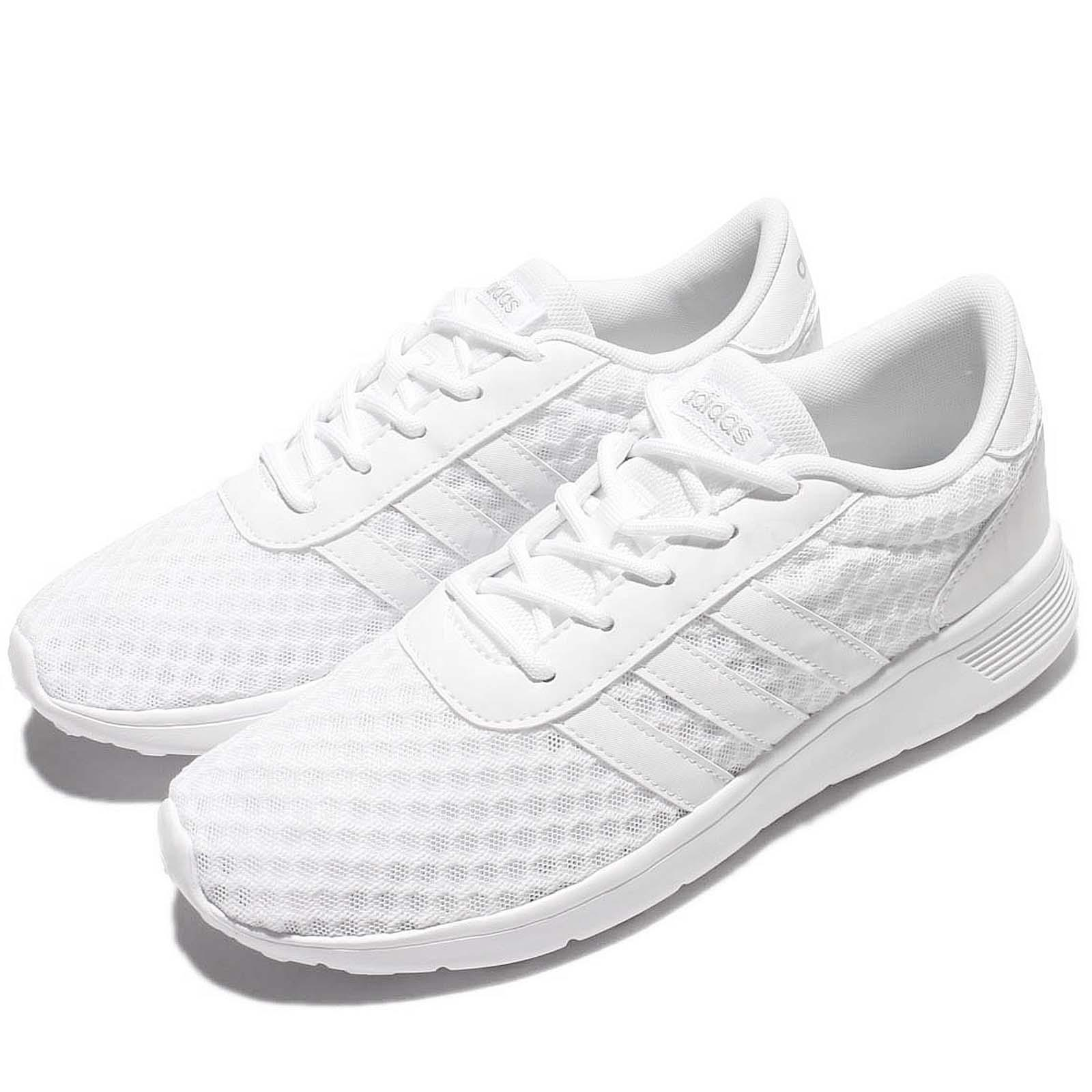 27f9218fe Details about adidas Neo Label Lite Racer W White Women CloudFoam Running  Shoe Sneakers AW3837