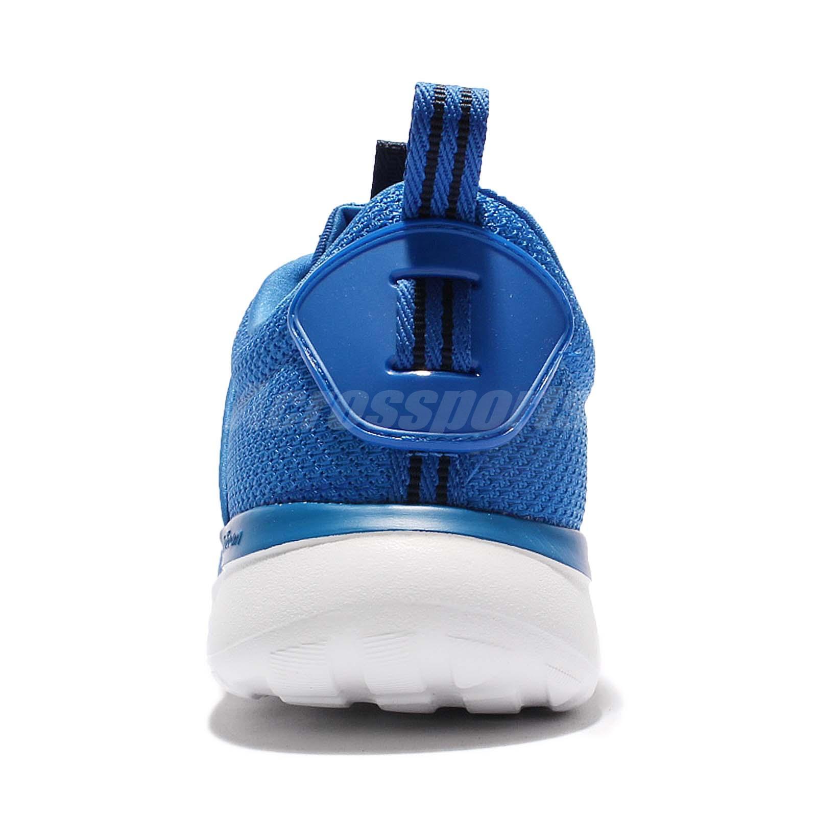 Adidas neo cloudfoam Lite Racer azul blanco Hombres Zapatillas