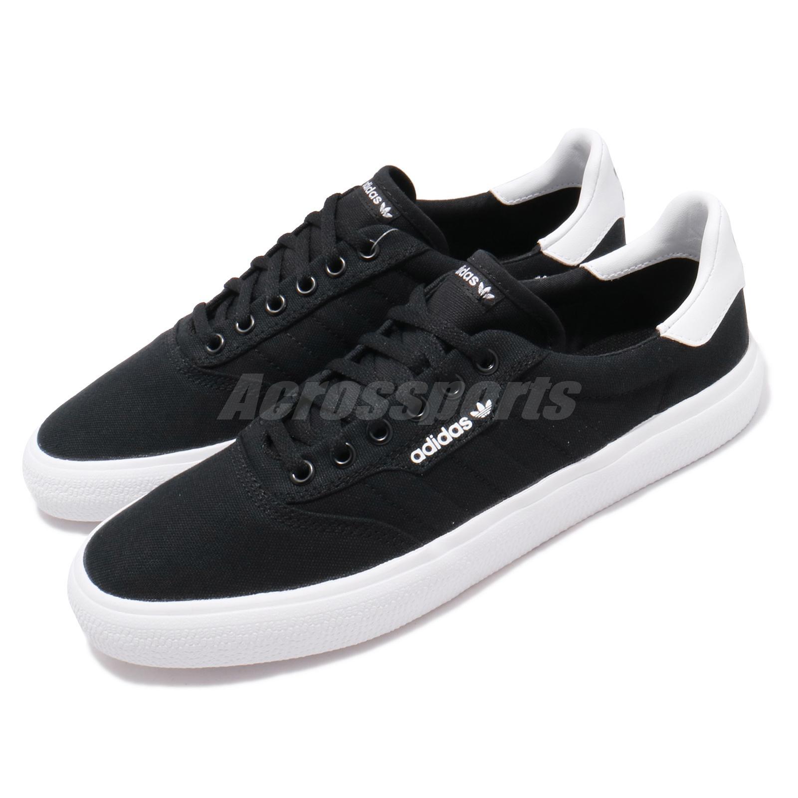 Details about adidas Originals 3MC Black White Men Casual Lifestyle Shoes Sneakers B22706