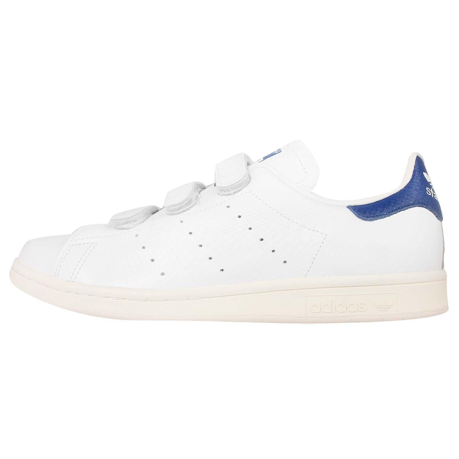 Adidas Stan Smith Blue Velcro aoriginal.co.uk 1952ef87e813