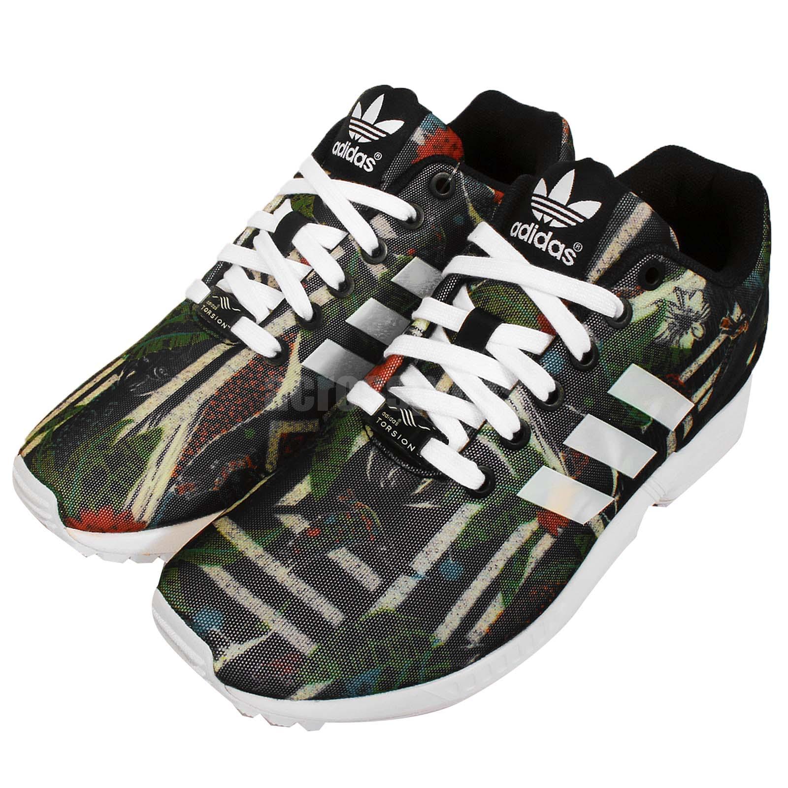 ADIDAS ZX FLUX ADV Verve W tg 38 2/3 Scarpe Sneaker Verde Donna Nuovo Sport s75984