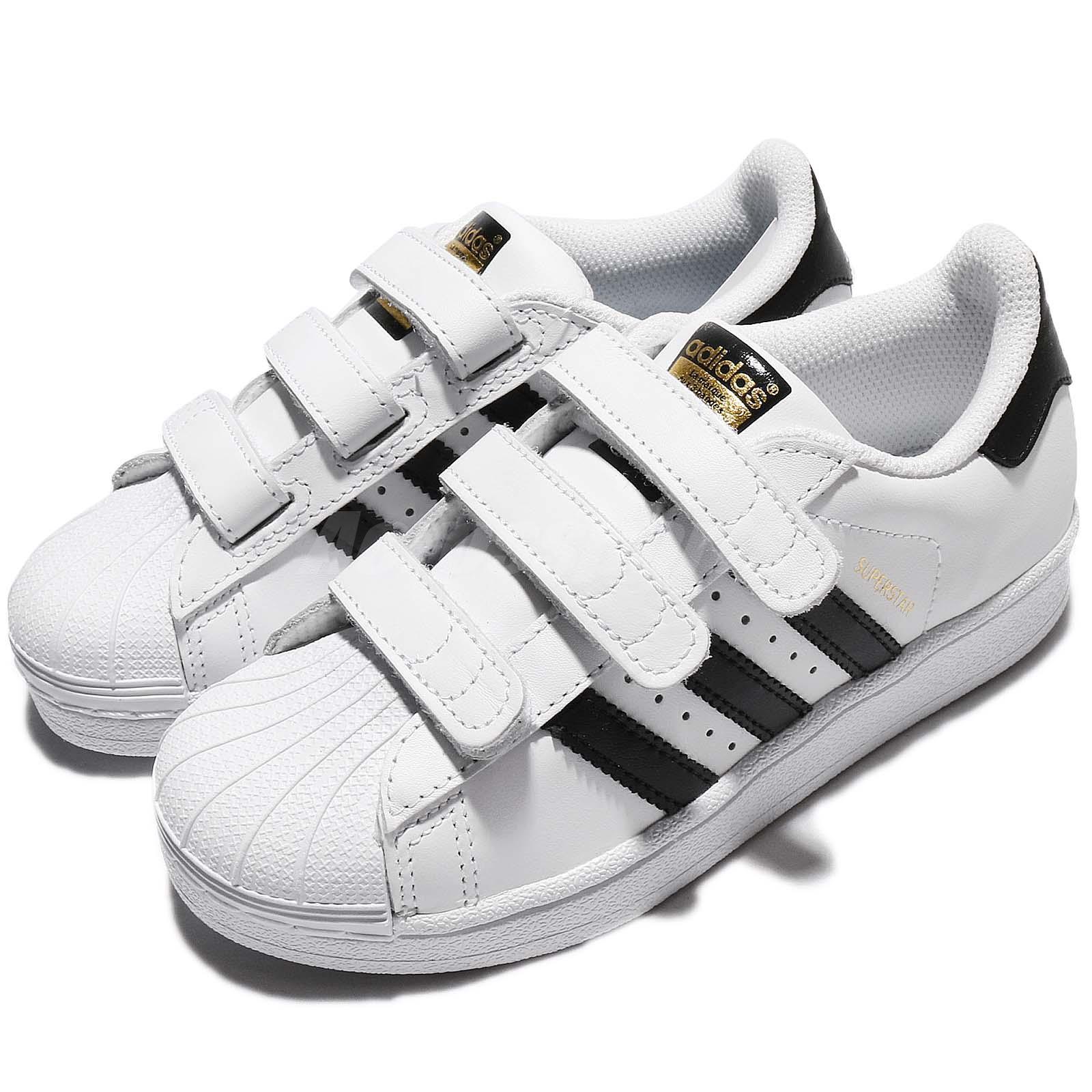 adidas Superstar Sneakers WhiteBlack B26070