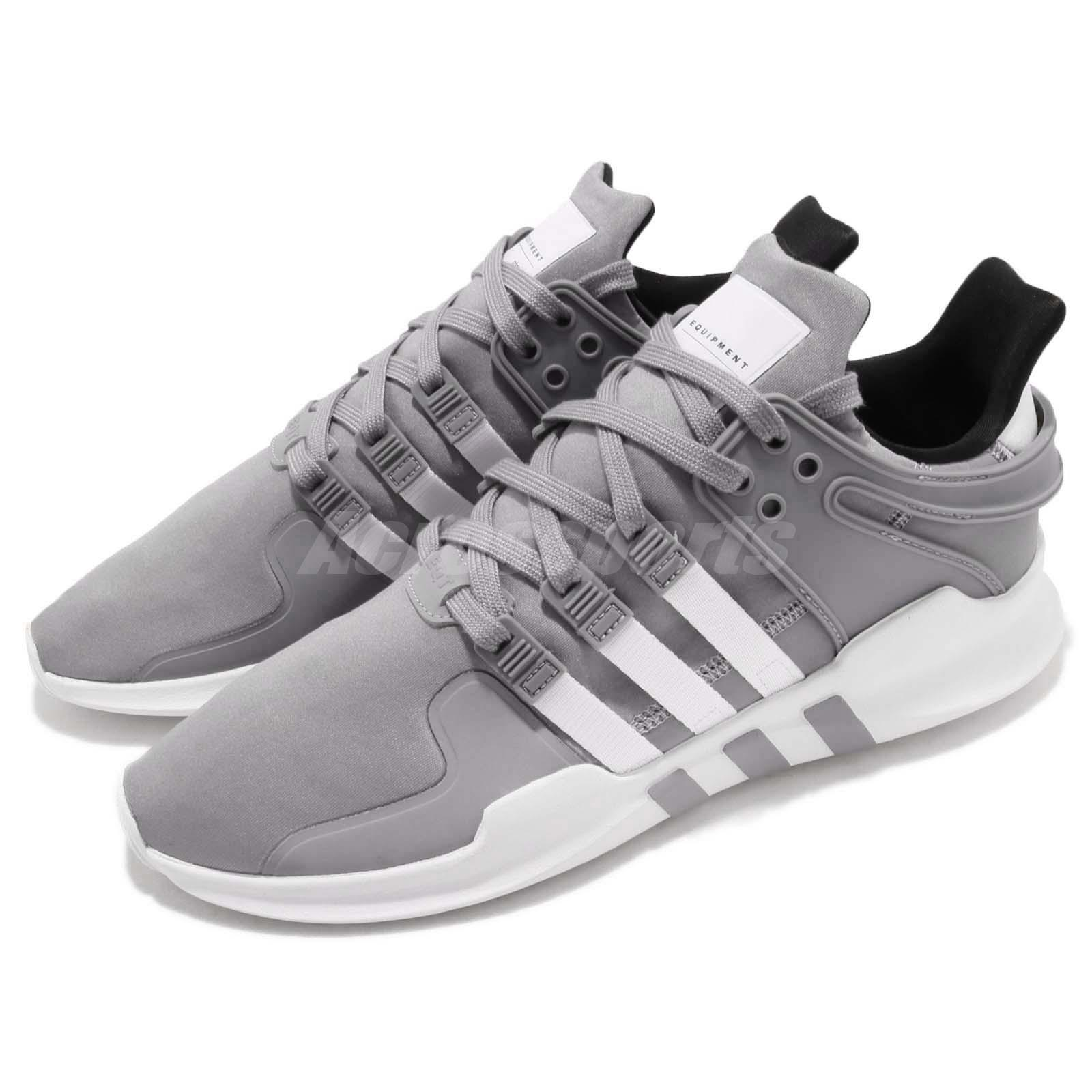 wholesale dealer 539c6 920a1 Details about adidas Originals EQT Support ADV Grey White Men Running Shoes  Sneakers B37355