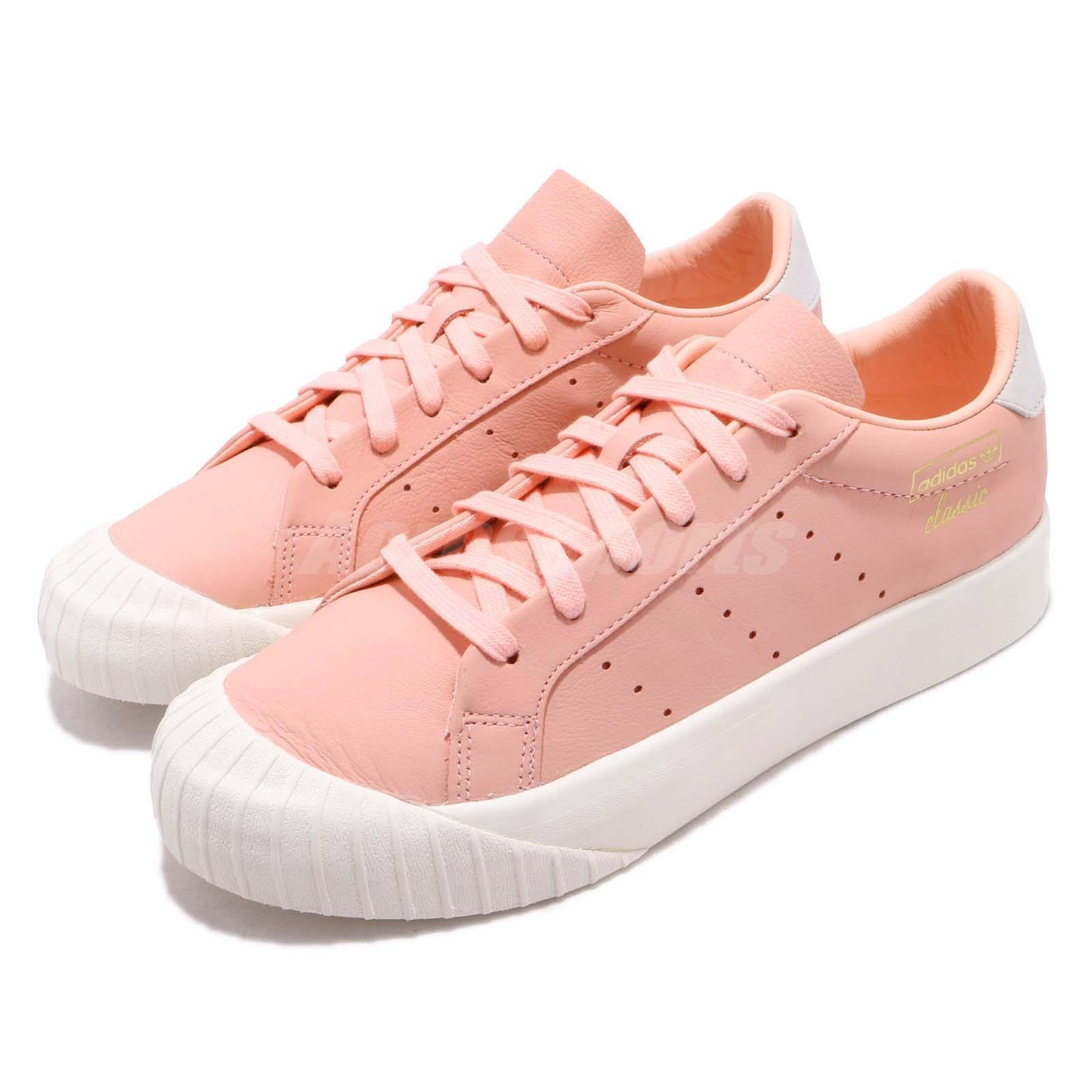 6dd9f7115d Details about adidas Originals Everyn W Clear Orange Off White Women  Classic Shoes B37450