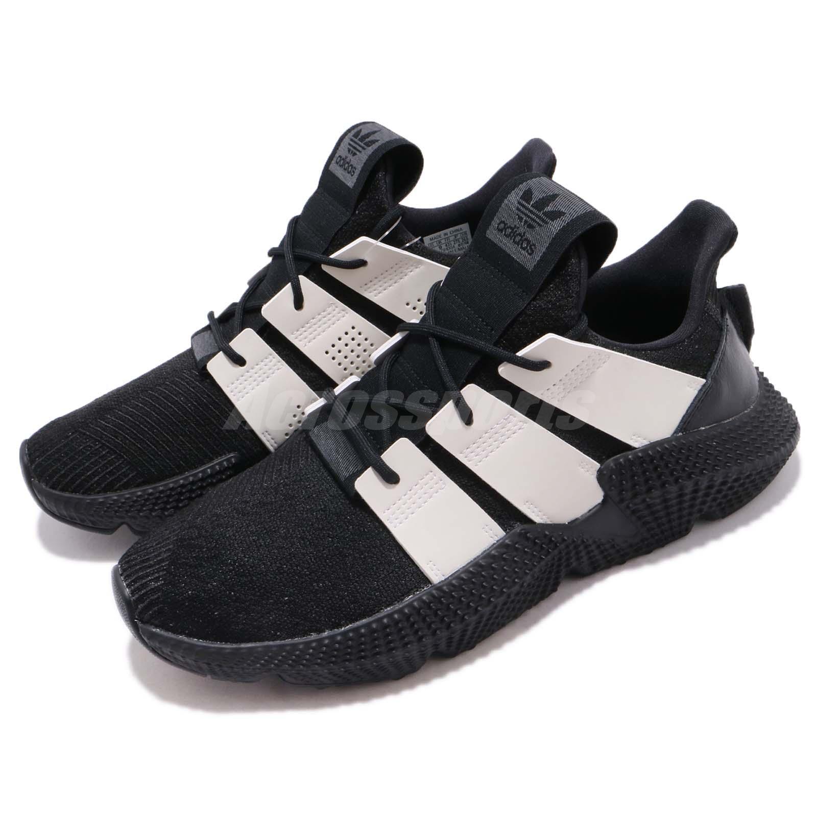 Man B37462 CORE BLACKFOOTWEAR WHITE SHOCK LIME adidas
