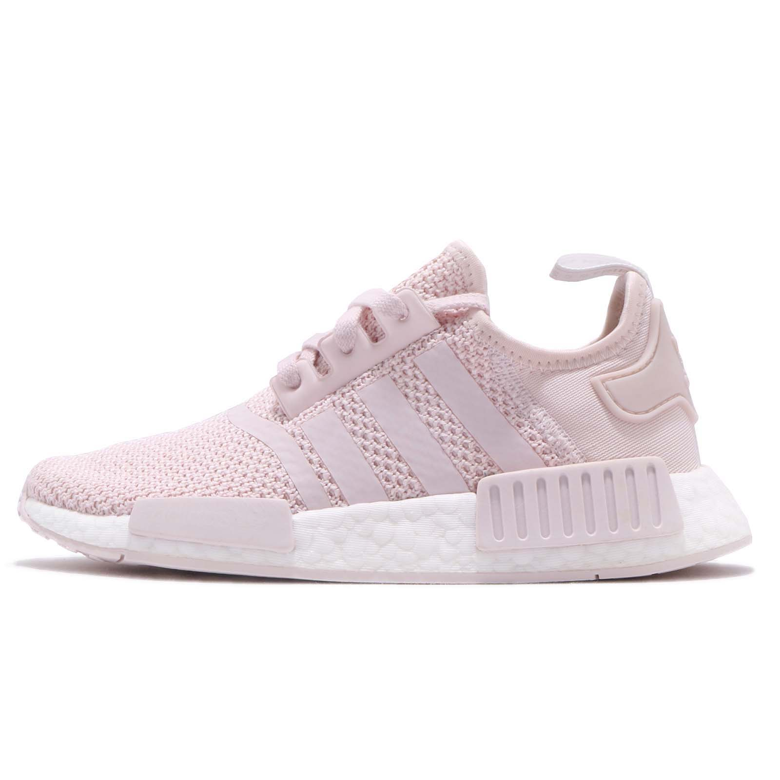 63b42a21a1922 adidas Originals NMD R1 W Orchid Tint Pink Women Running Shoes Sneakers  B37652
