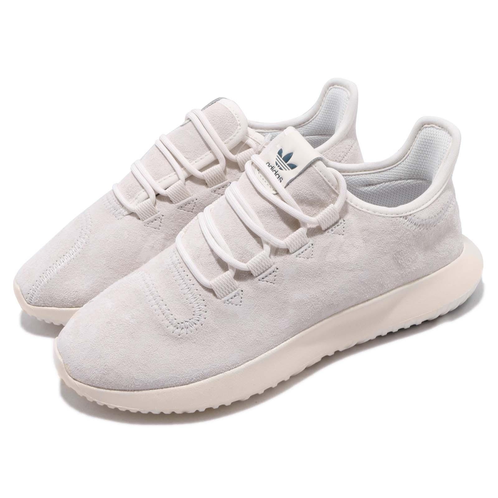 new arrival ece6d 4c7a5 Details about adidas Originals Tubular Shadow W Chalk White Ivory Women  Running Shoes B37762