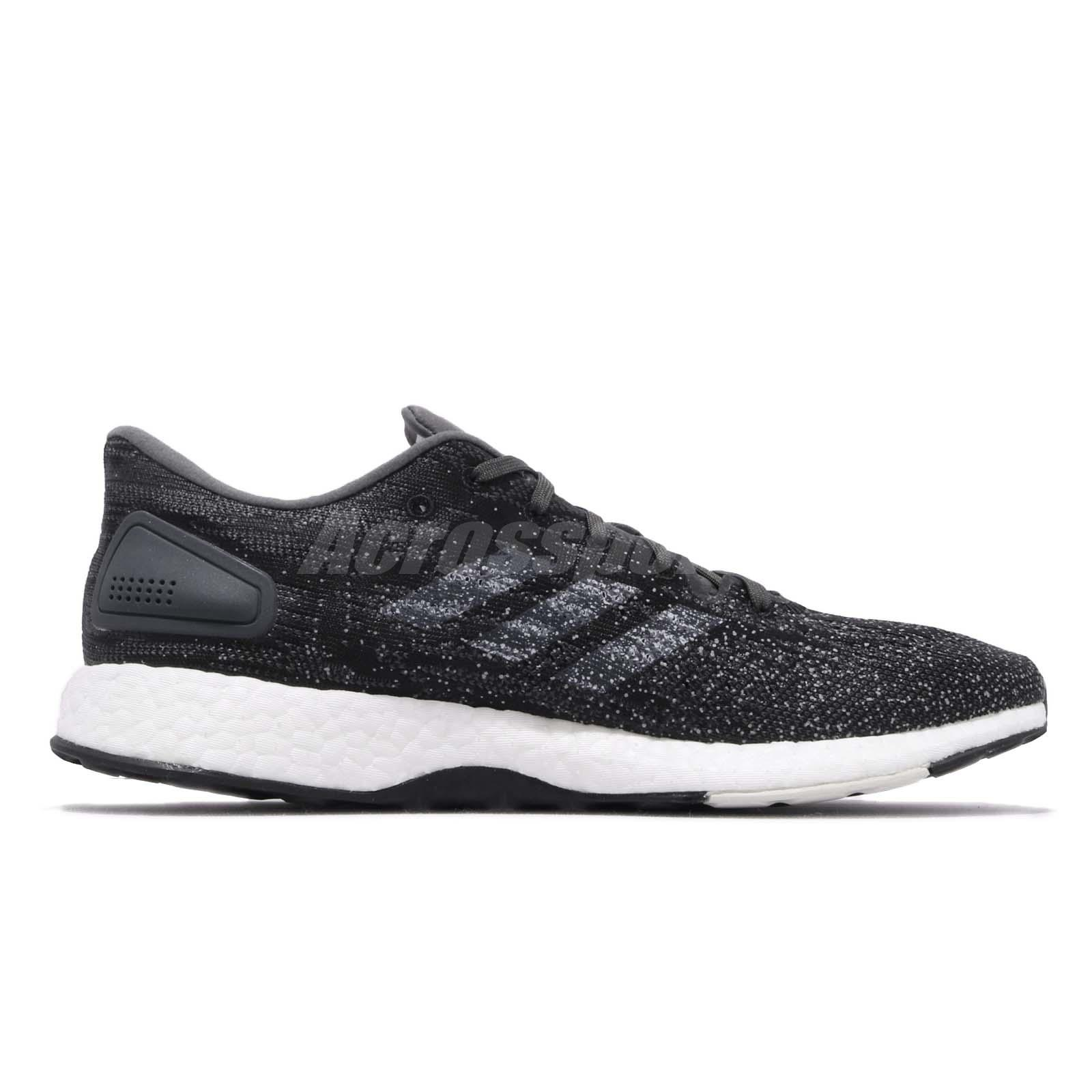 adidas PureBOOST DPR Grey White Men Running Training