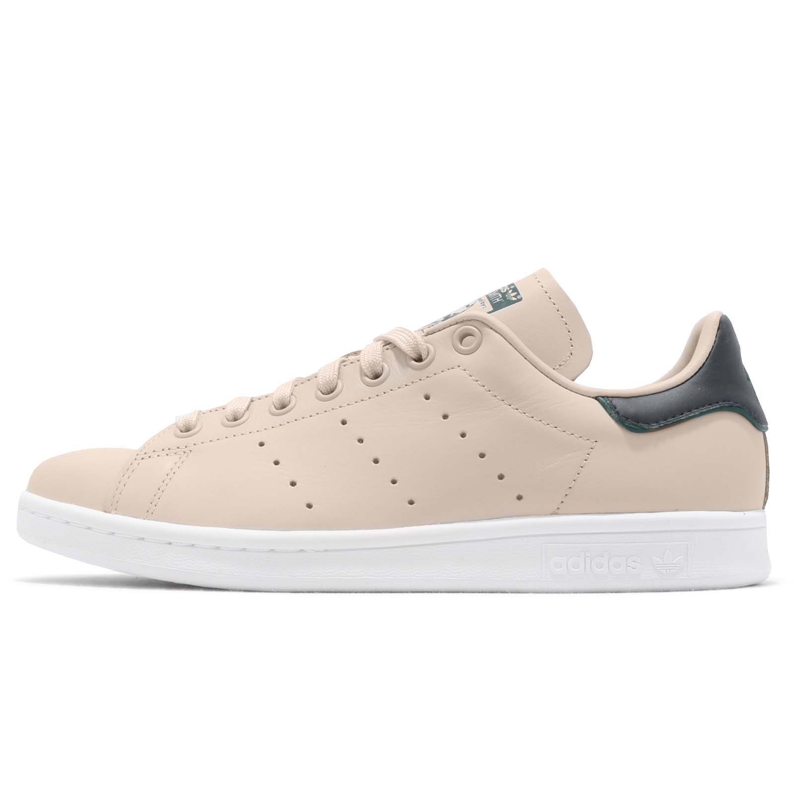 Details about adidas Originals Stan Smith Brown Green Men Women Casual  Shoes Sneakers B37910 1acdf5278