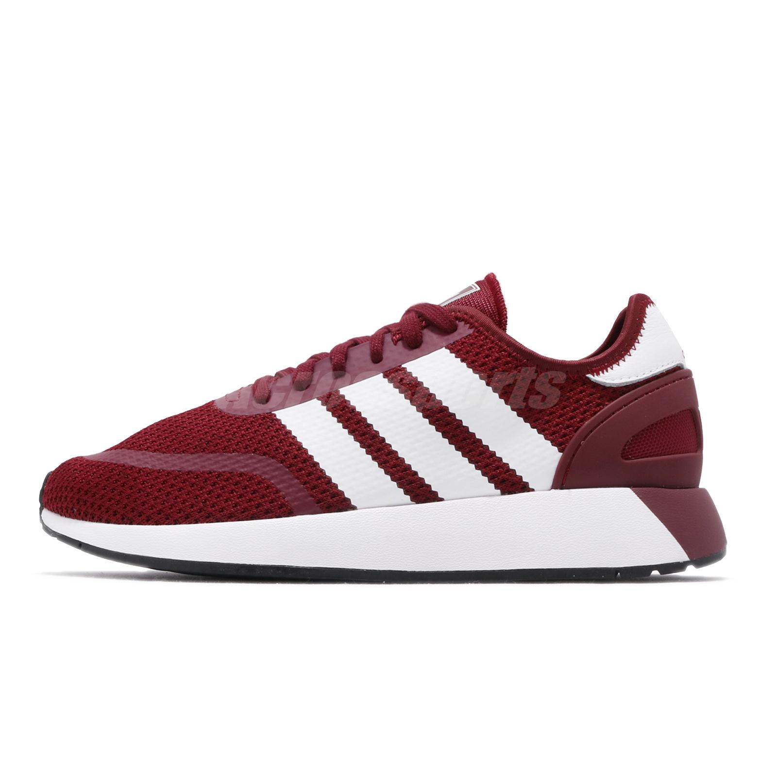 Details about adidas Originals N-5923 Burgundy Red White Mens Running Shoes B37958