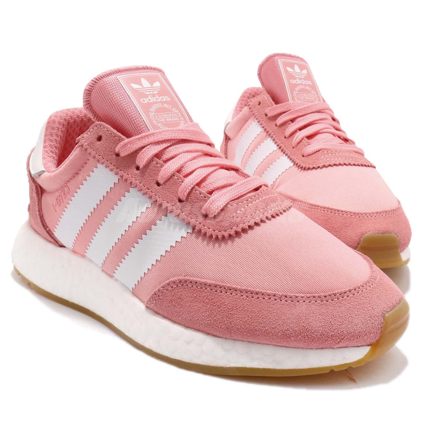 finest selection 04d6b 1f3d1 adidas Originals I-5923 W Iniki Runner Pink White Gum Women Running ...