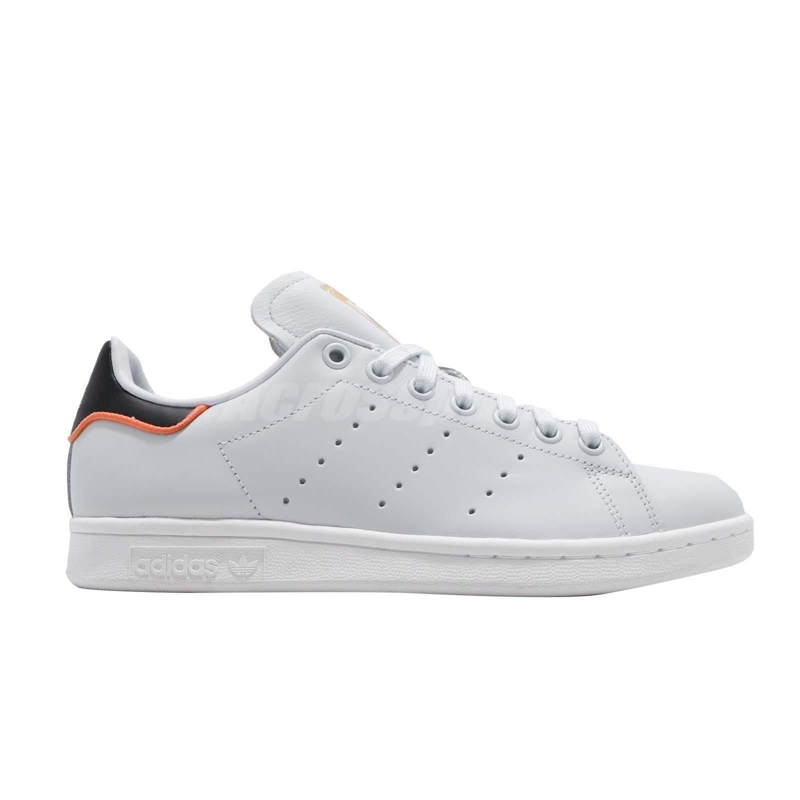 best service 8e1a4 9e6fc adidas Originals Stan Smith W Blue Tint Black Women Casual S