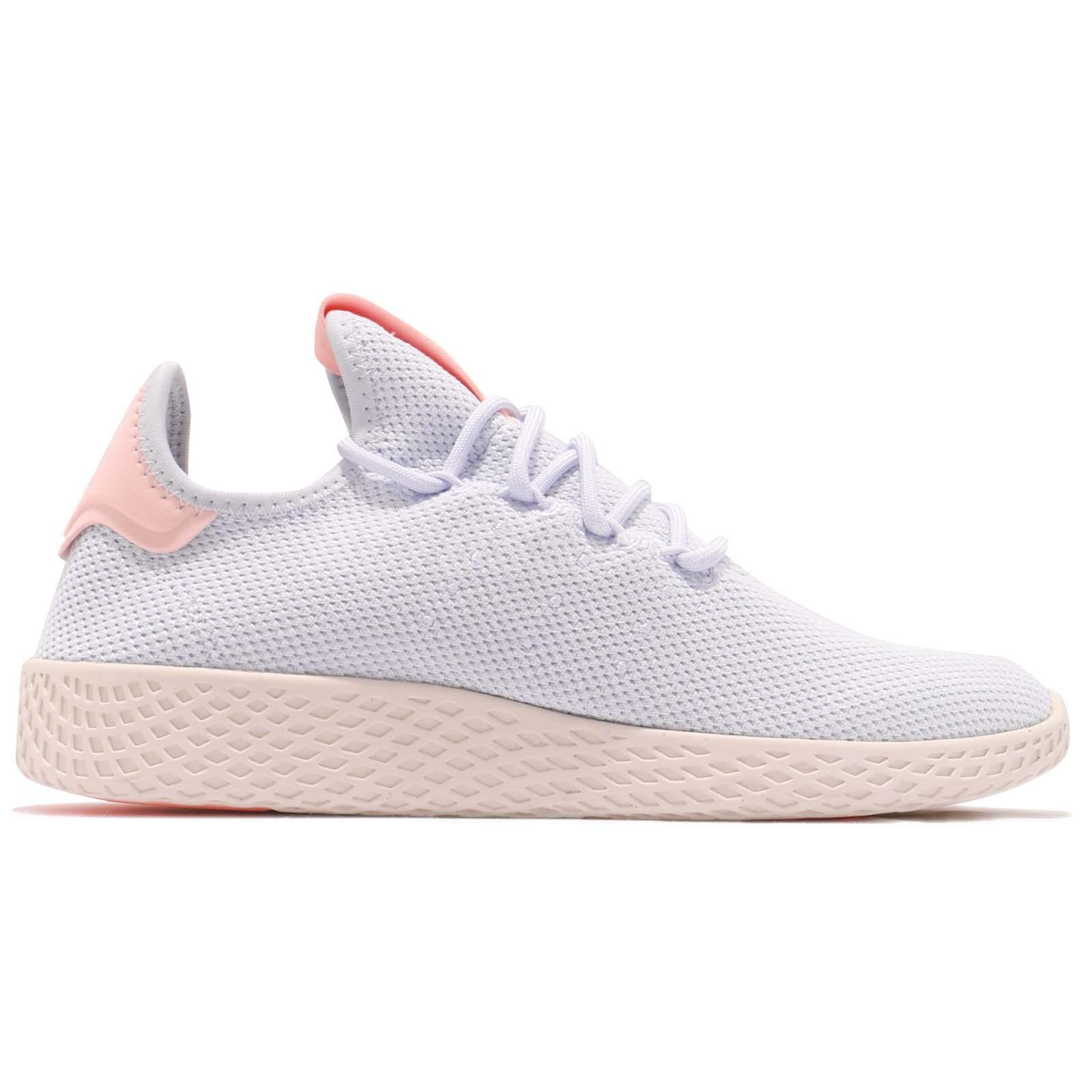 8f21c6228 adidas Originals PW Tennis Hu W Pharrell Williams Aero Blue Pink ...