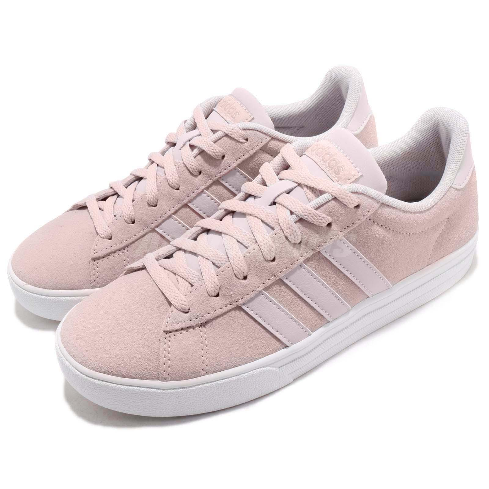 2b7c766a Details about adidas Daily 2.0 Ice Purple White Pink Women Casual Shoes  Sneakers B42092