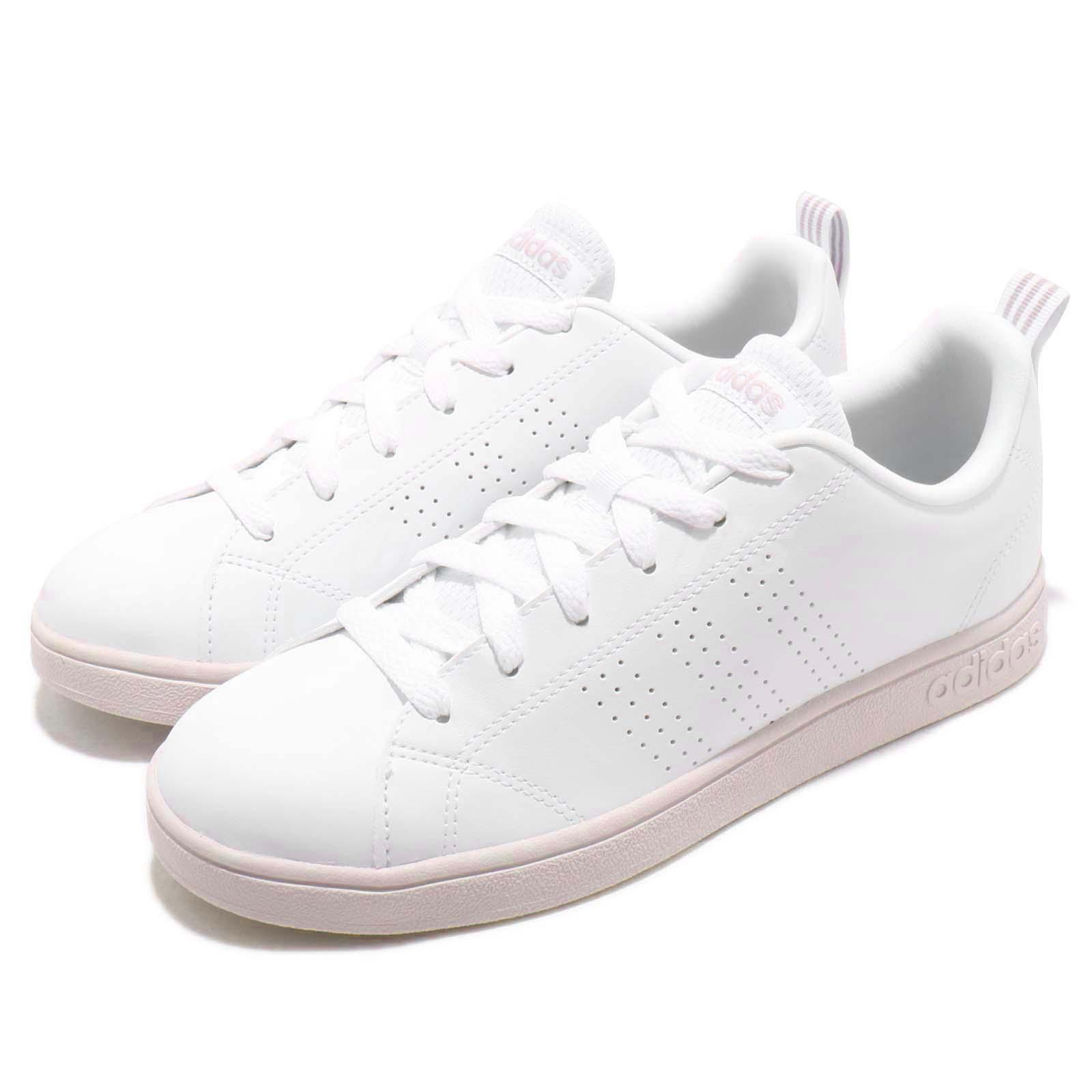 87c436c4a65 adidas Neo VS Advantage CL White Ice Purple Women Lifestyle Casual ...
