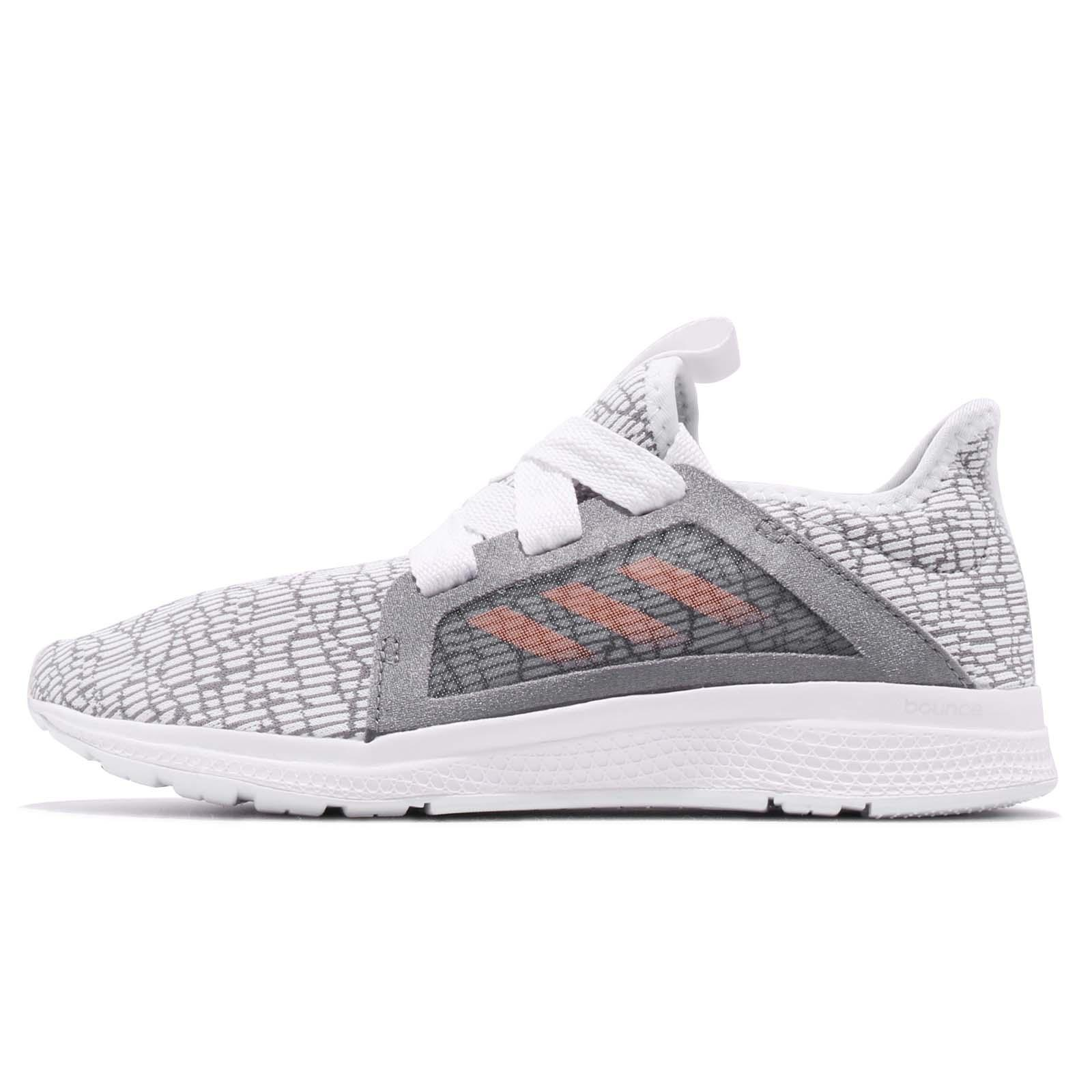 951334cd1 adidas Edge Lux J Grey Haze Coral White Kid Junior Women Running Shoes  B42194