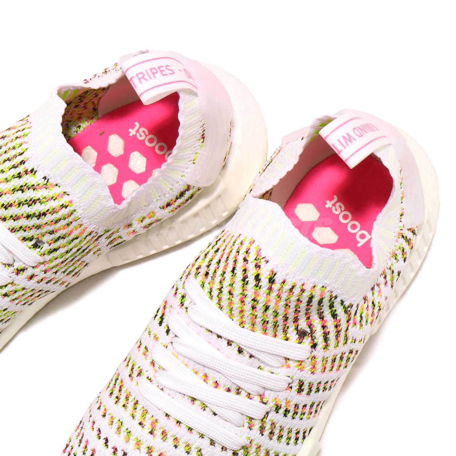 adidas Originals NMD R1 STLT PK W Semi Solar Yellow Women Running ... b31e76a9eb