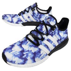 quality design e7d82 b599f Adidas Gazelle Boost Blue
