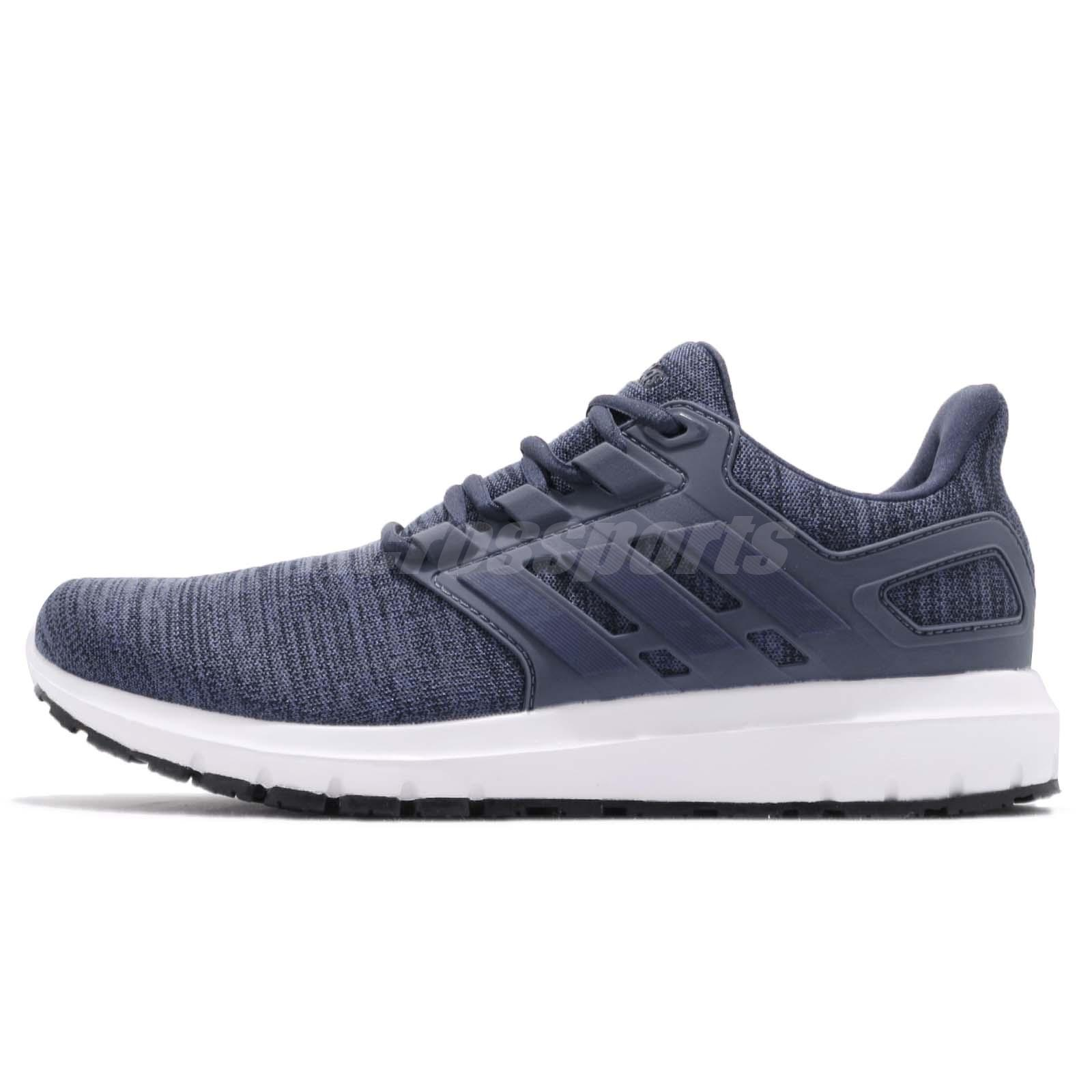 finest selection 06355 6ff73 Details about adidas Energy Cloud 2 Trace Blue White Men Running Casual Shoes  Sneakers B44770