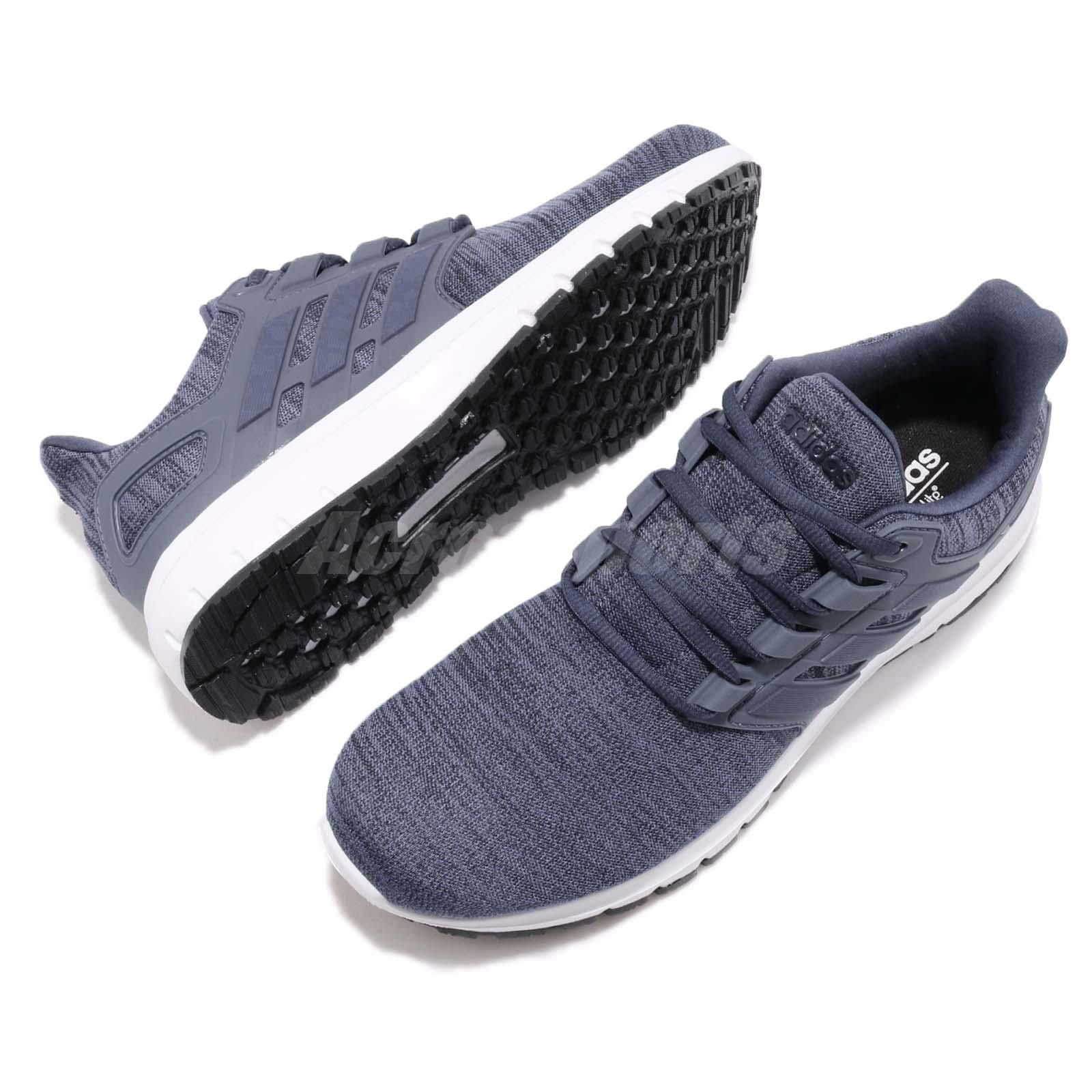 8cb6eab08c1f adidas Energy Cloud 2 Trace Blue White Men Running Casual Shoes ...