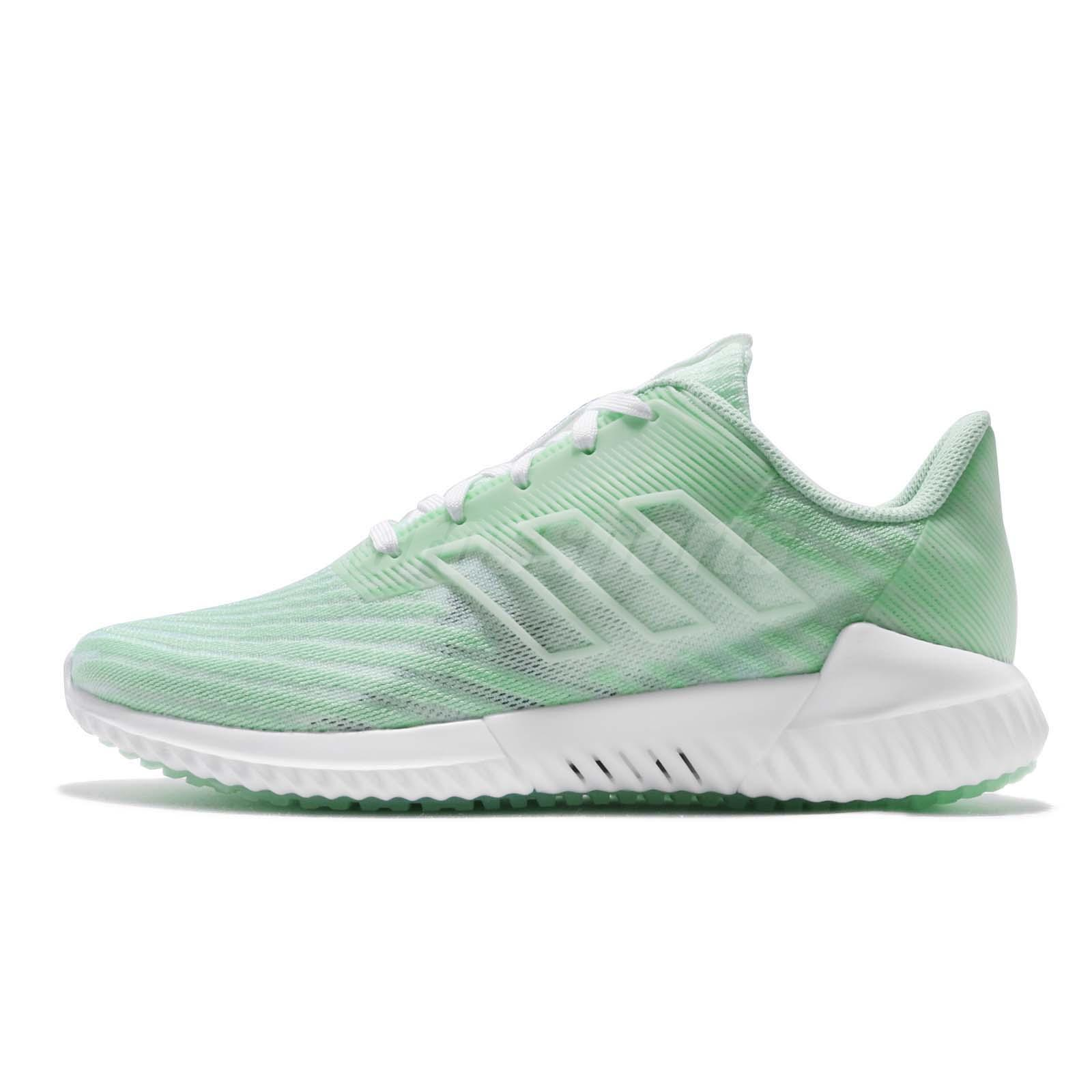 finest selection 70d02 0bc49 Details about adidas Climacool 2.0 W Green White Women Running Training  Shoes Sneakers B75845