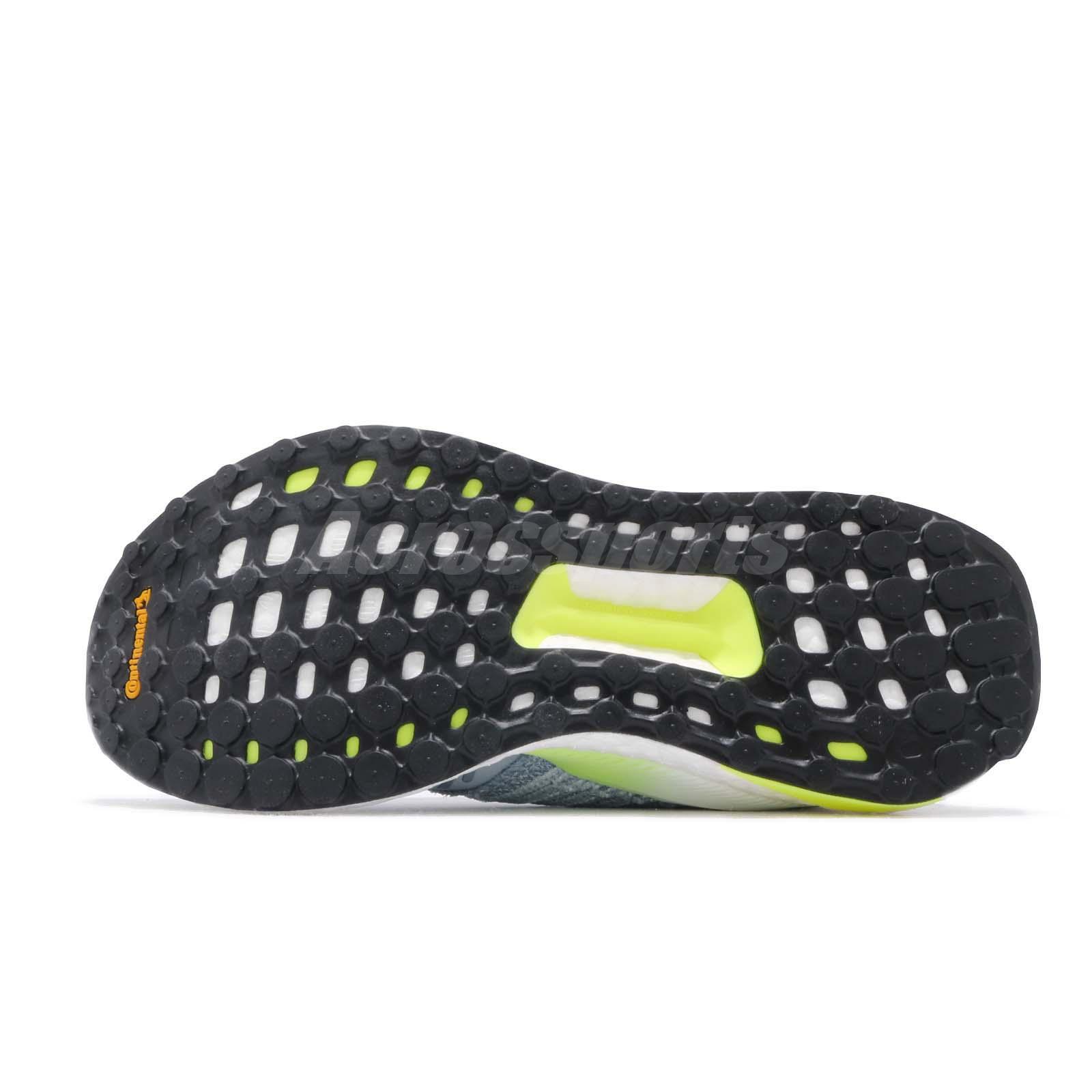 db005b7a55b0d adidas Solar BOOST W Grey Onix Blue Hi-Res Yellow Women Running ...