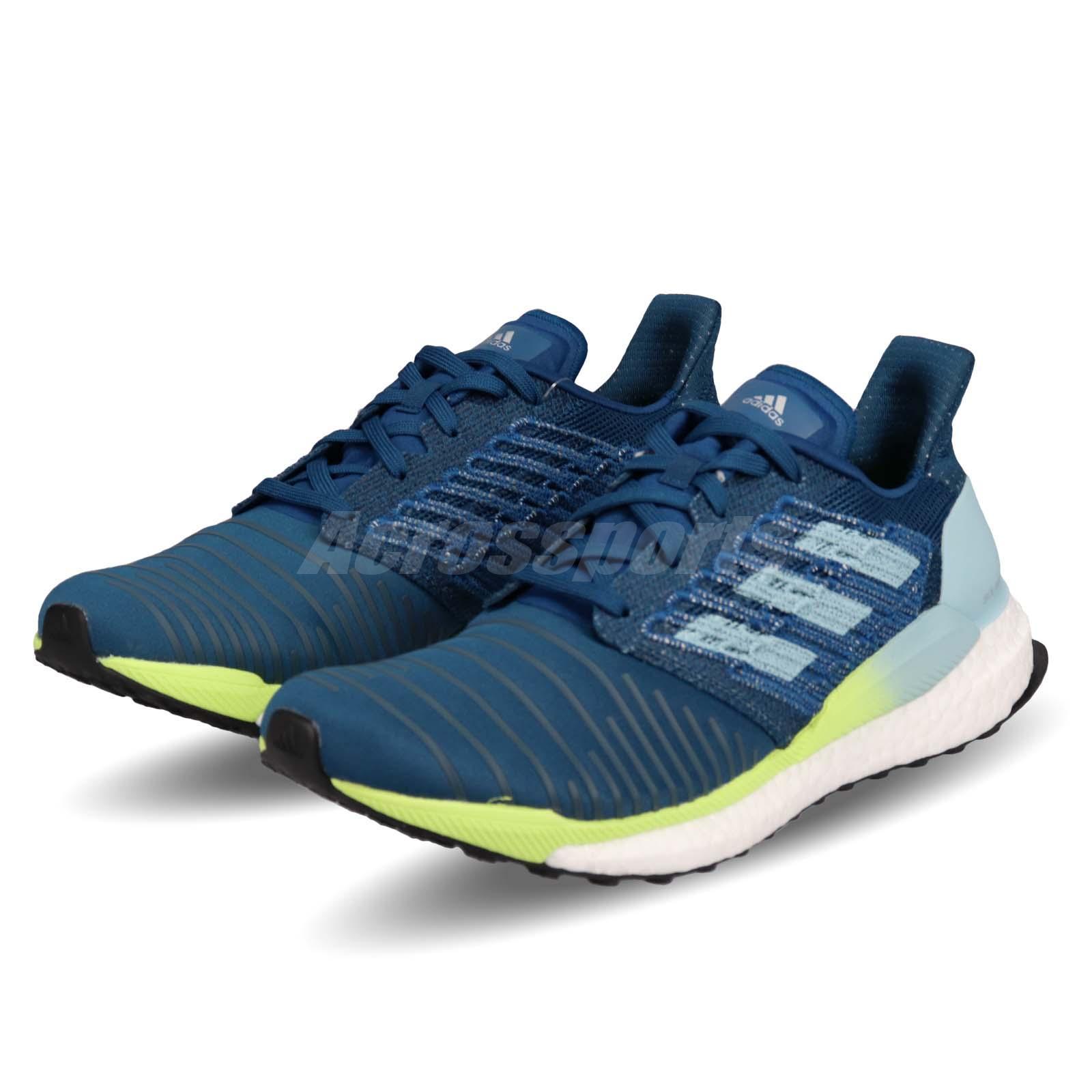Adidas Solar Boost W GreyYellow